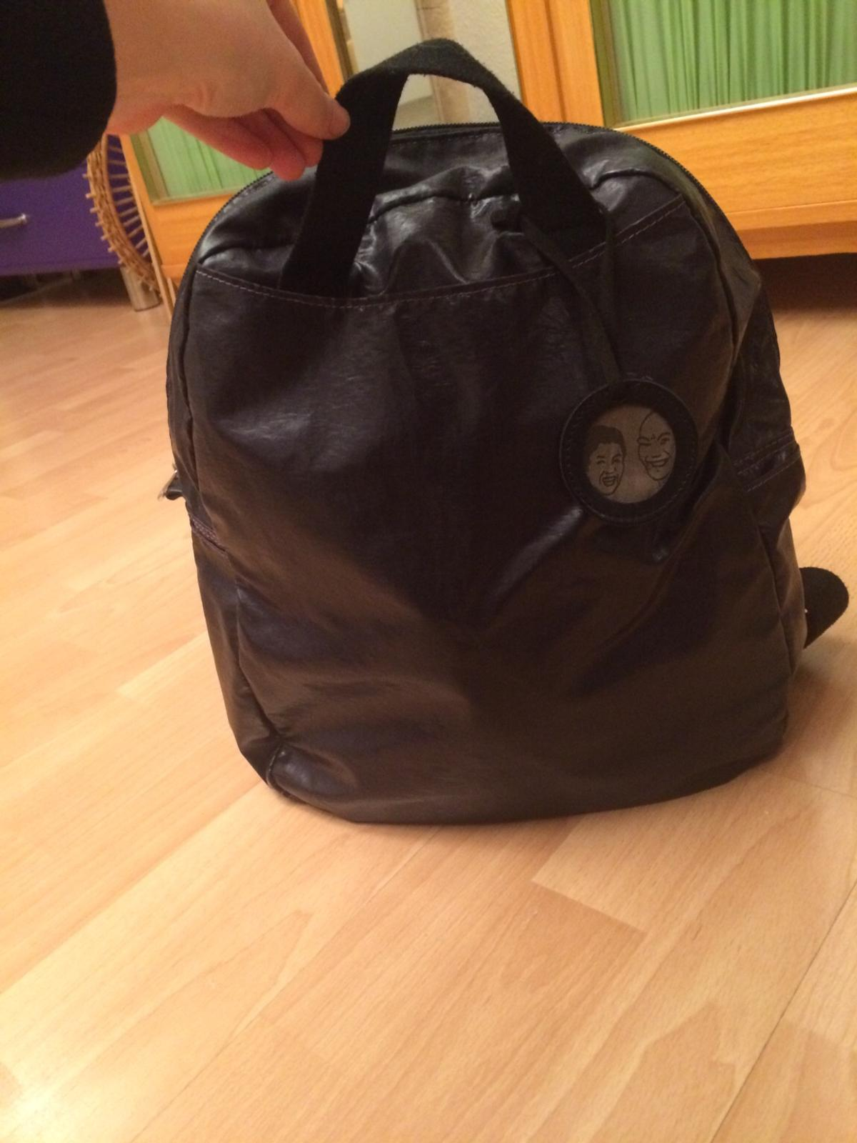 Rucksack Jack Gomme lila dunkles lila leicht