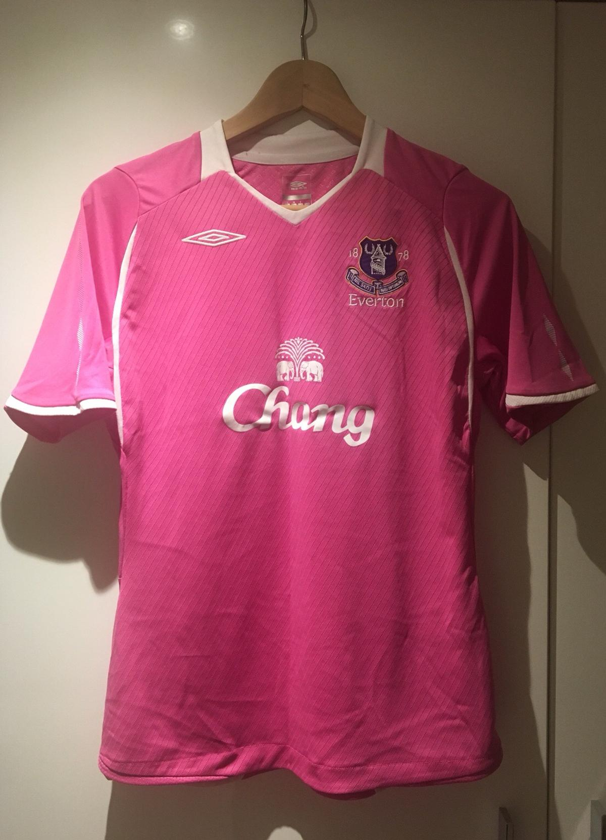 Limited Edition Everton Shirt in Tarporley for £30 00 for