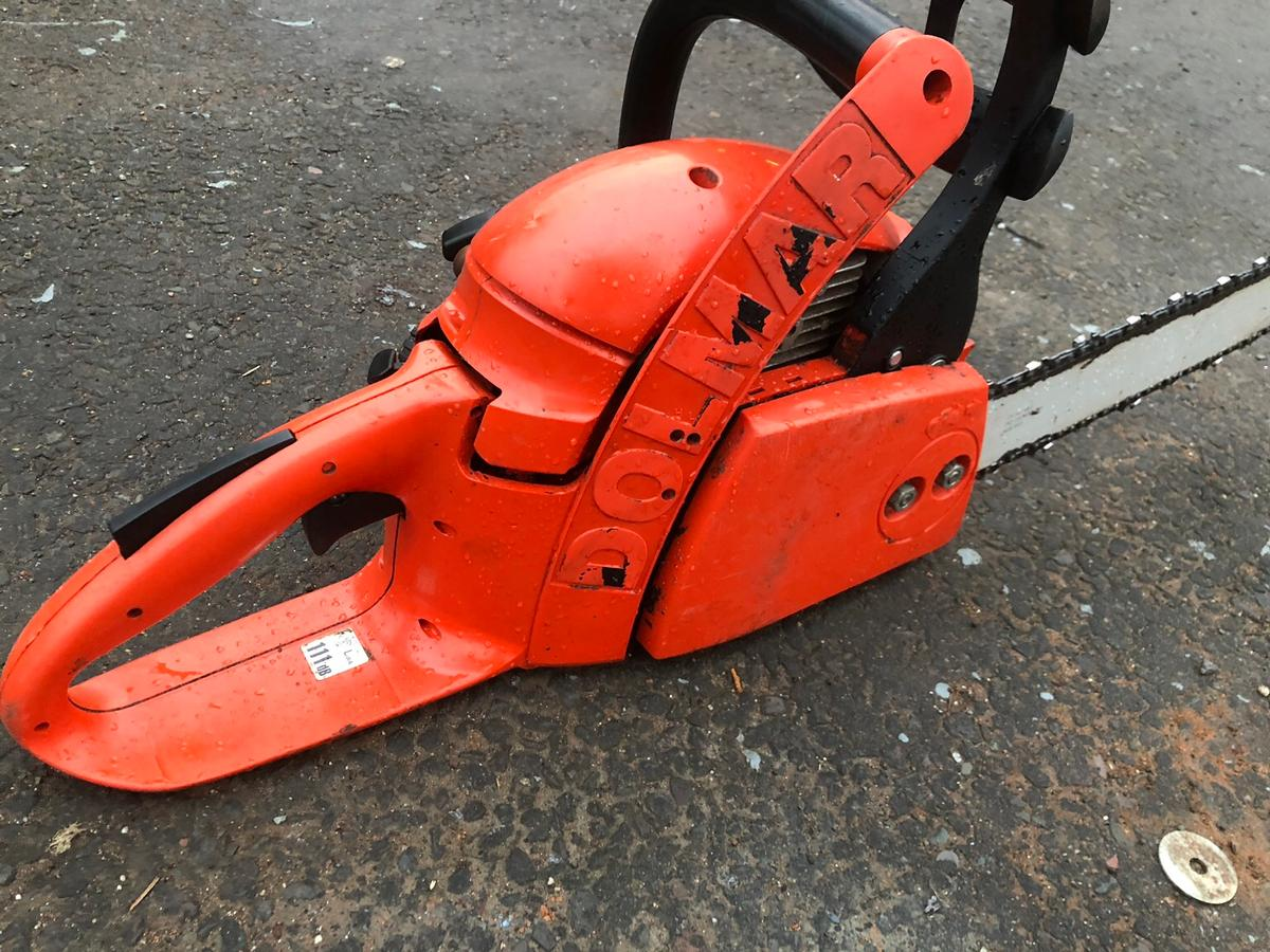 Dolmar PS34 Chainsaw in Thornhill for £95 00 for sale - Shpock