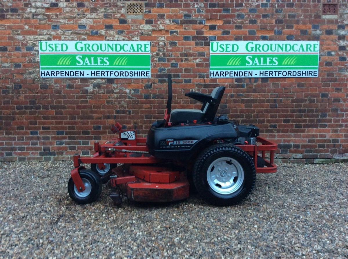 Ferris IS3000 Ride on Mower in AL5 Harpenden for £2,450 00 for sale