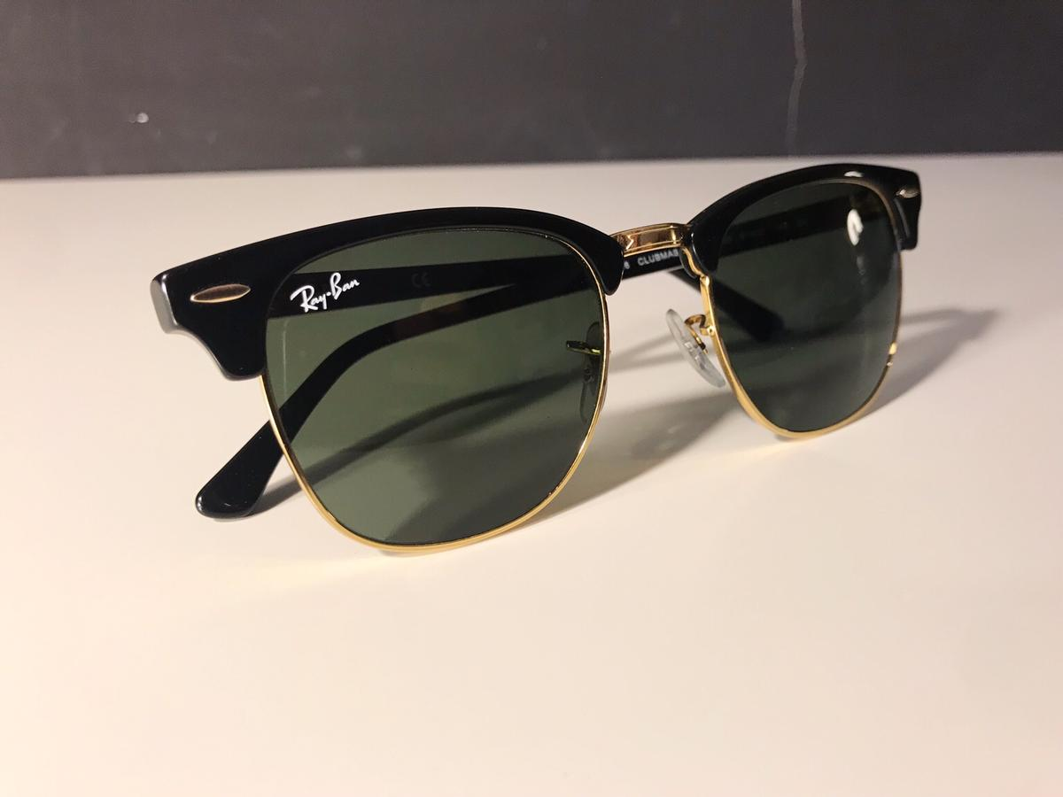 Ray Ban Clubmaster RB 3016 W0365 large in 35745 Herborn für