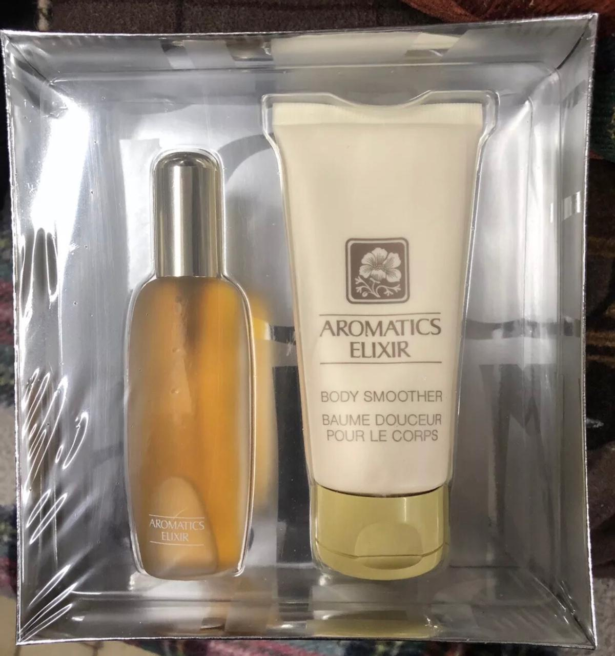 Clinique Aromatics Elixir Perfume Gift Set In Much Marcle For 2000