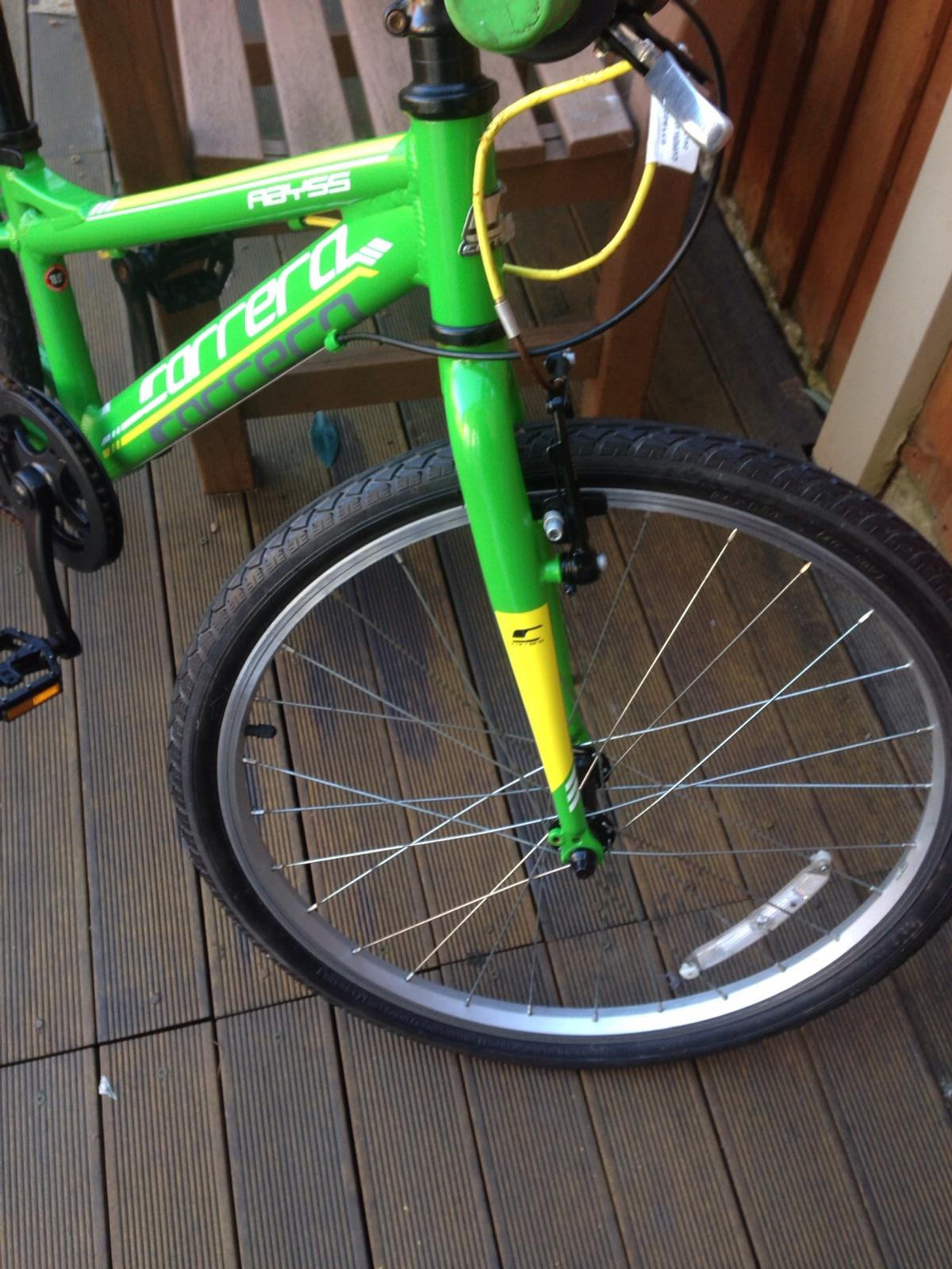 2 kids carrera bikes in L33 Knowsley for £100 00 for sale - Shpock