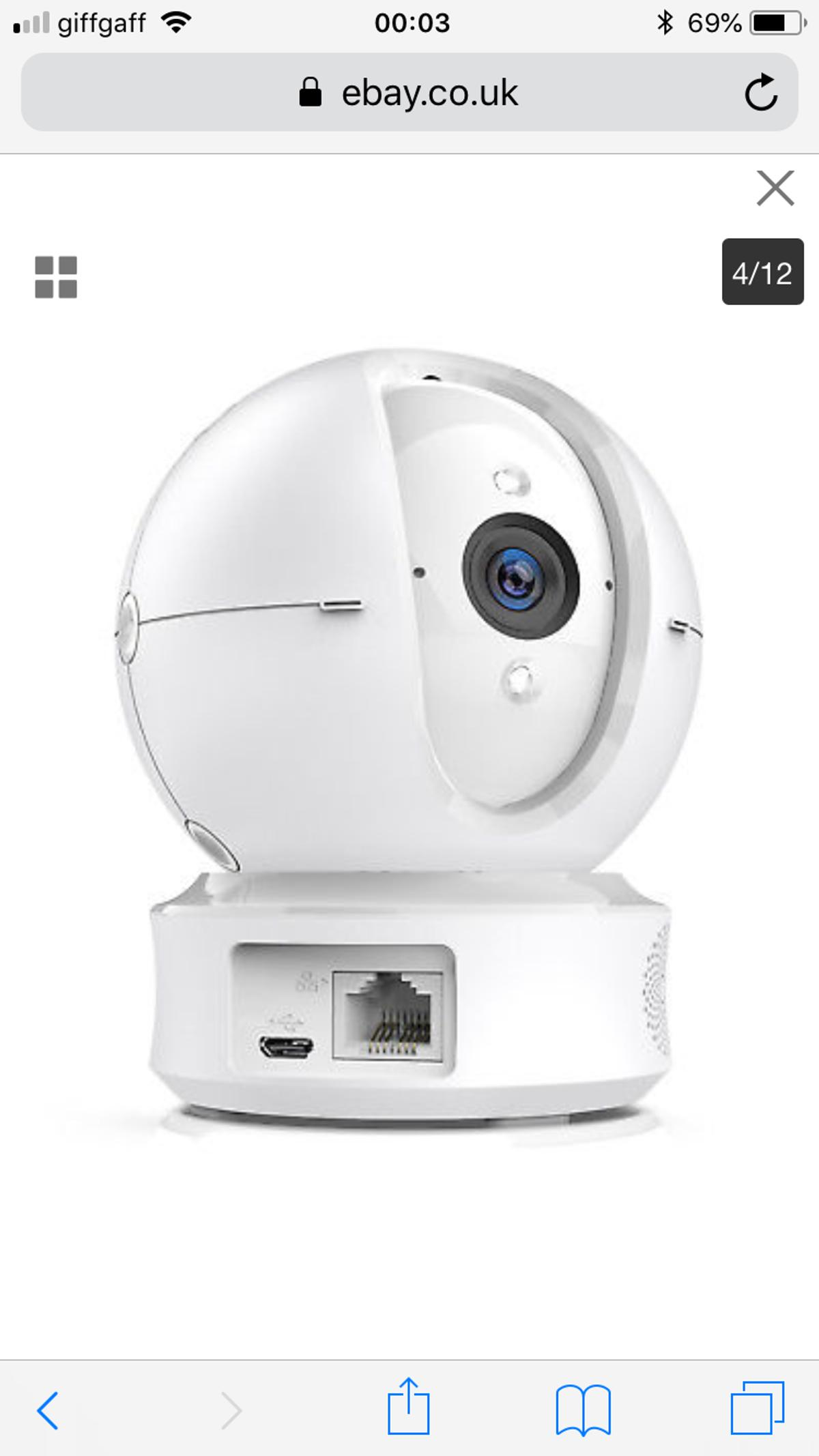 Annke Ip Security Camera Nova Orion 1080p In S2 Sheffield For 45 00 For Sale Shpock