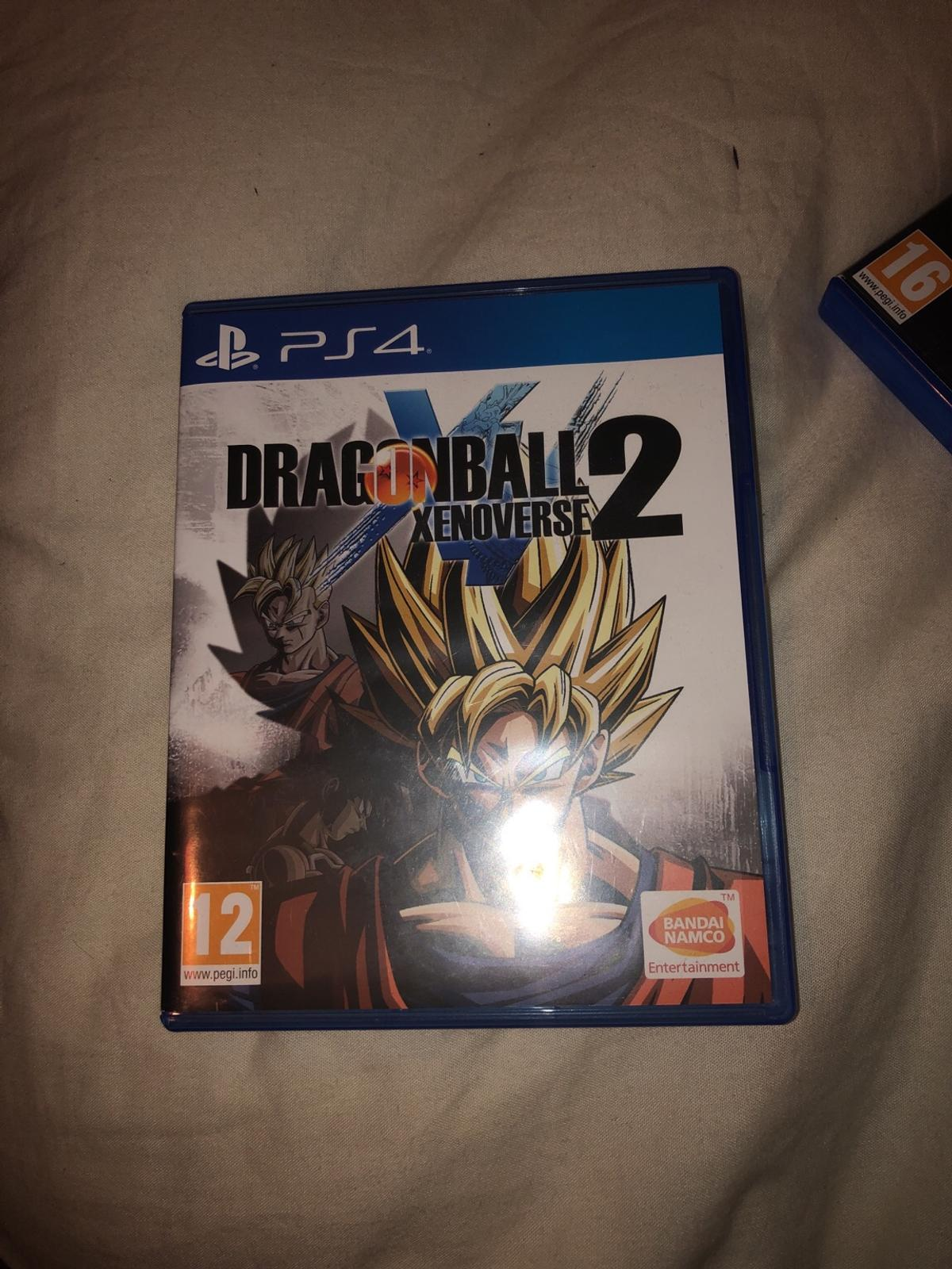Dragon Ball Xenoverse 2  PS4 in E8 London for £20 00 for