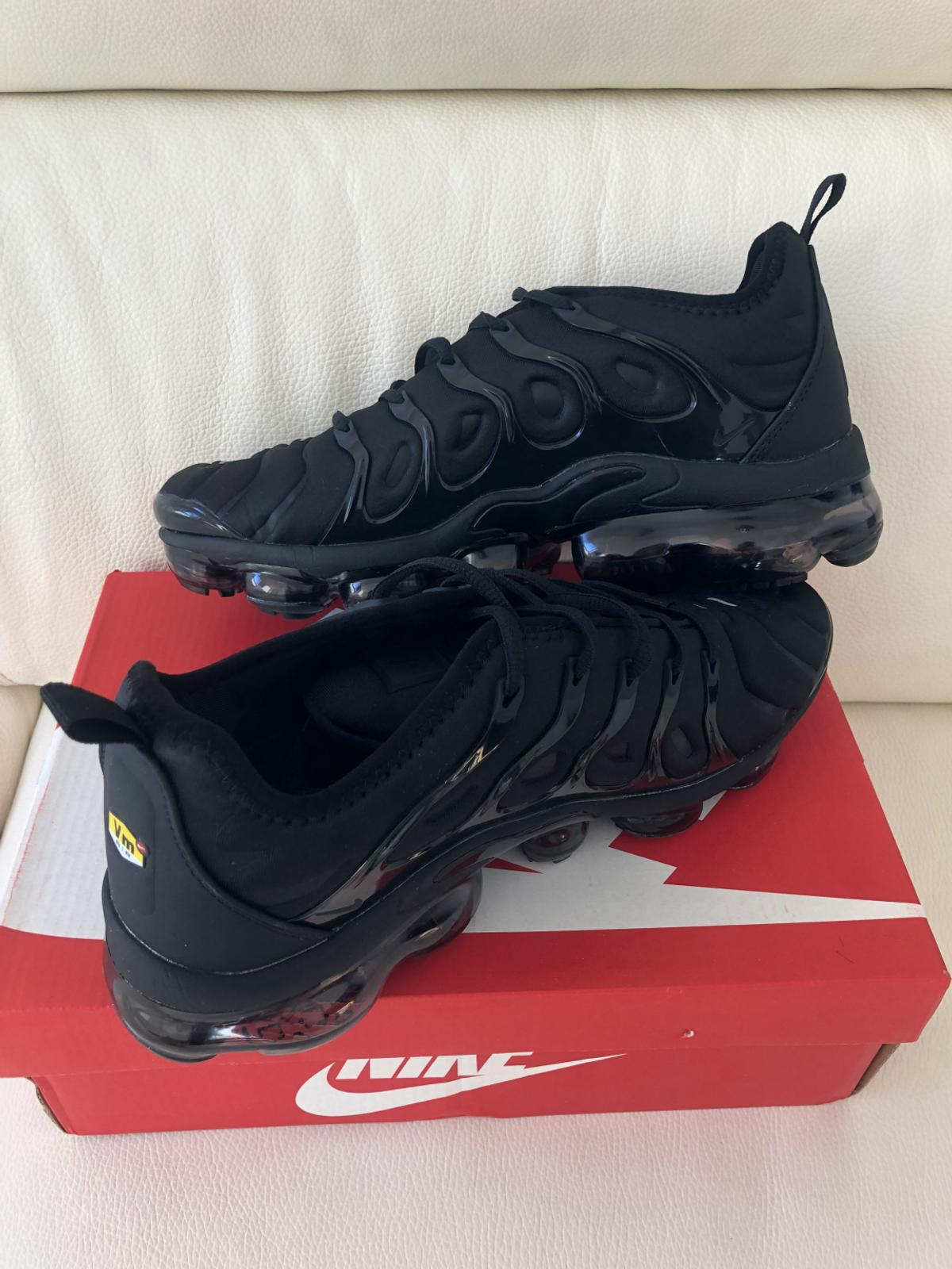 brand new 01e17 a8d05 Nike Air Vapormax TN Plus Triple Black 8.5&9 in W4 Hounslow ...