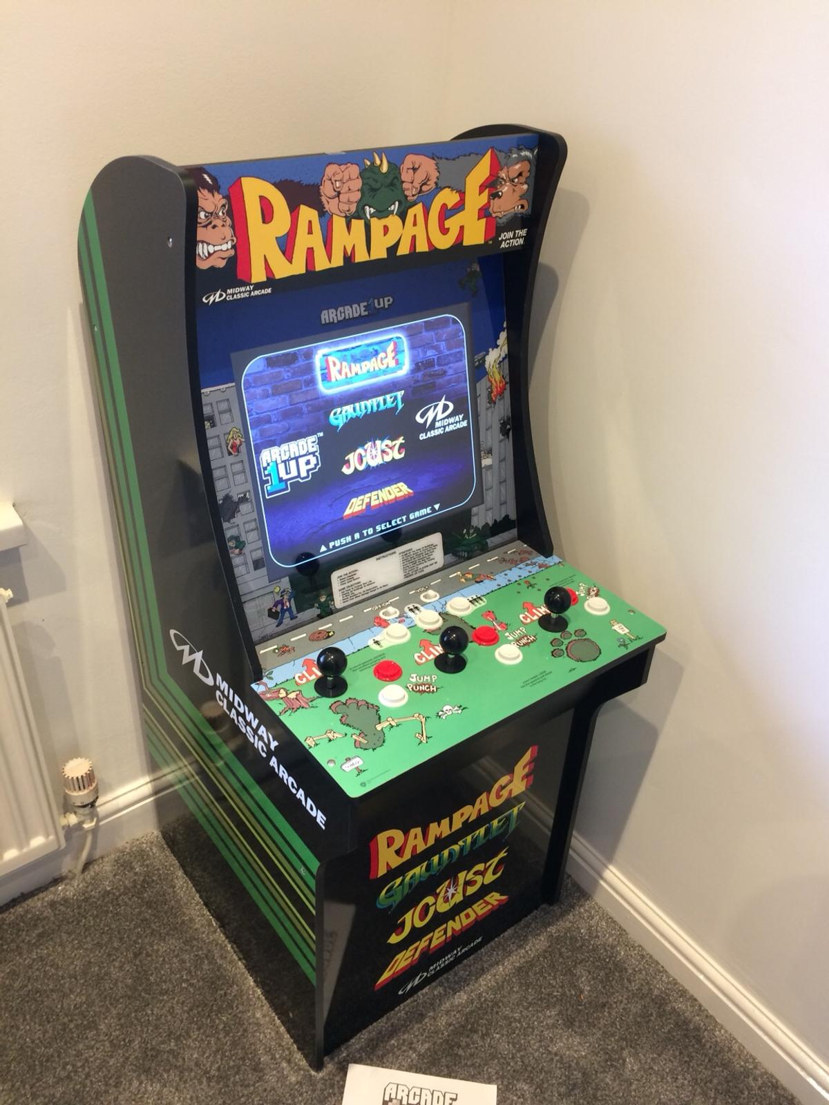 Arcade 1Up arcade gaming machine  New in L14 Knowsley for £300 00
