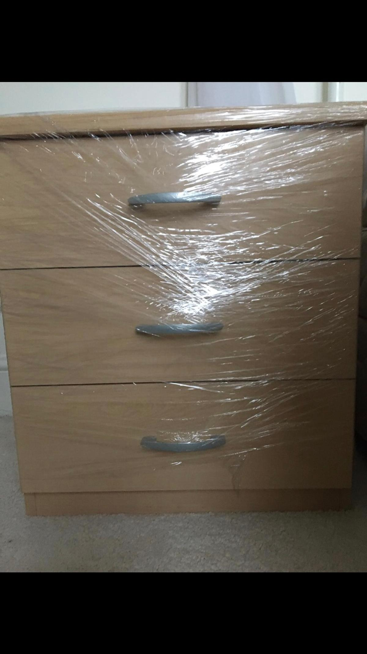 Triple Wardrobe, Draws, Cupboard & Bed Cabs in LE5 Hall for