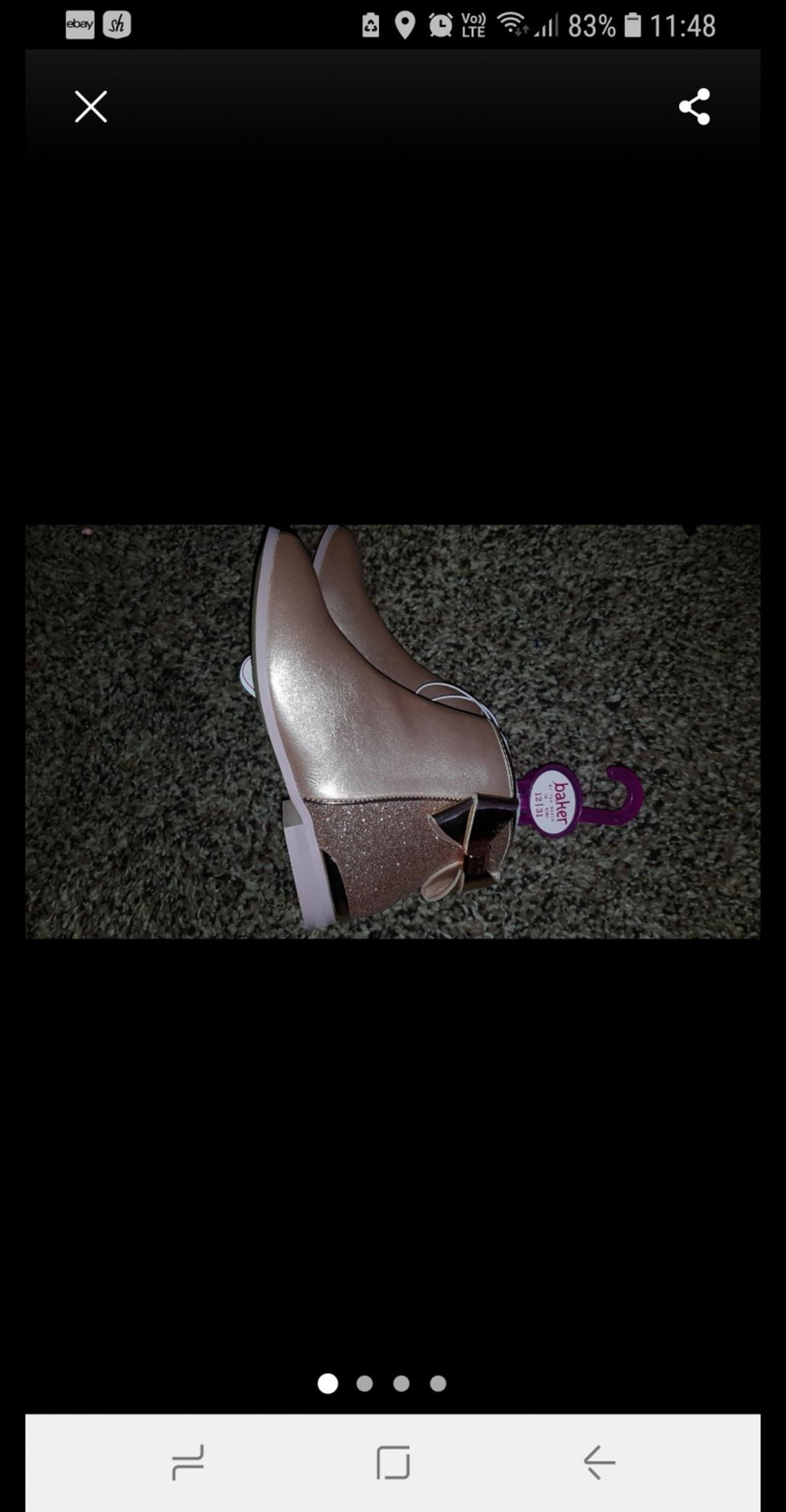 69b98f3ba Ted baker girls shoes size 12 in LS17 Leeds for £18.00 for sale - Shpock