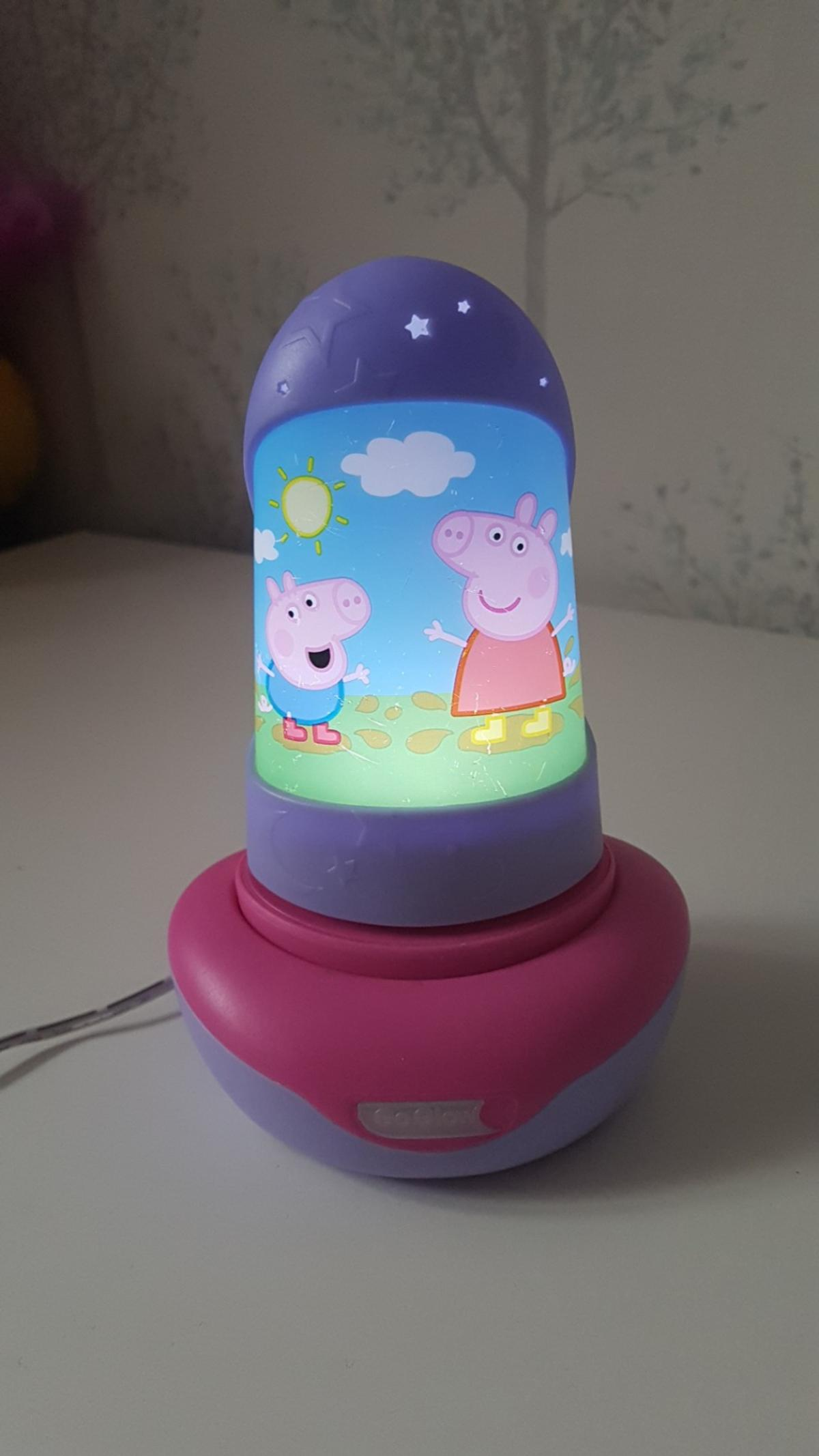 Peppa Pig Goglow Night Light And Torch
