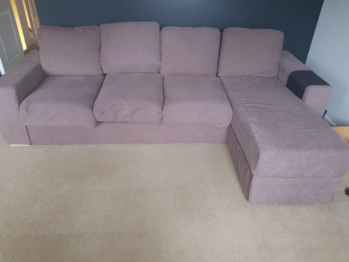 Picture of: Nabru 4 Seat Sofa In Ws14 Lichfield For 60 00 For Sale Shpock
