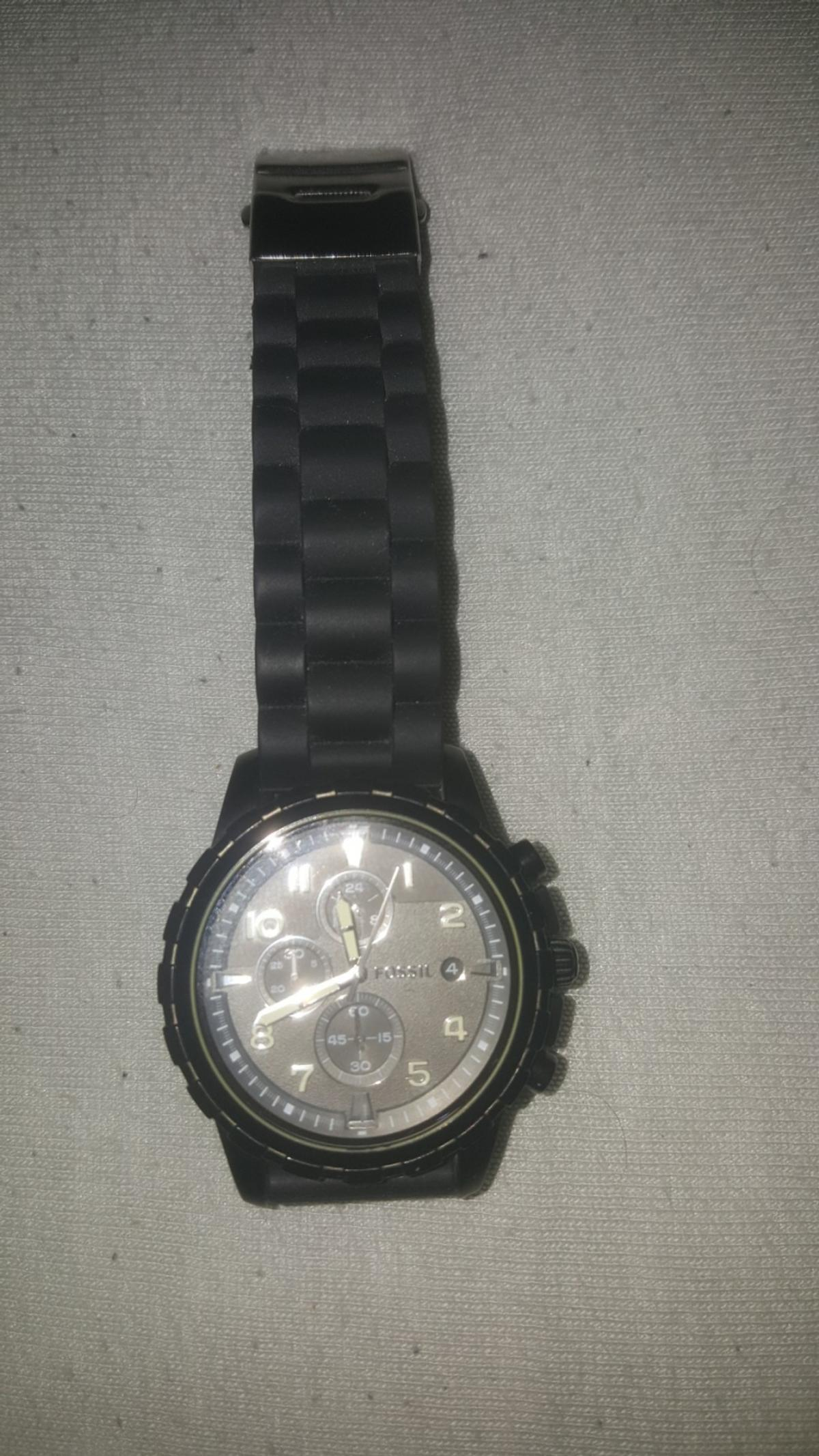 Fossil Fs4544 Chronograph Horloge In 5102ae Dongen For