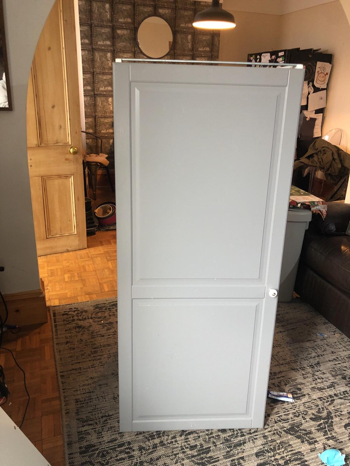 Ikea Metod And Grey Bodbyn Kitchen Cabinet In Ch47 Wirral