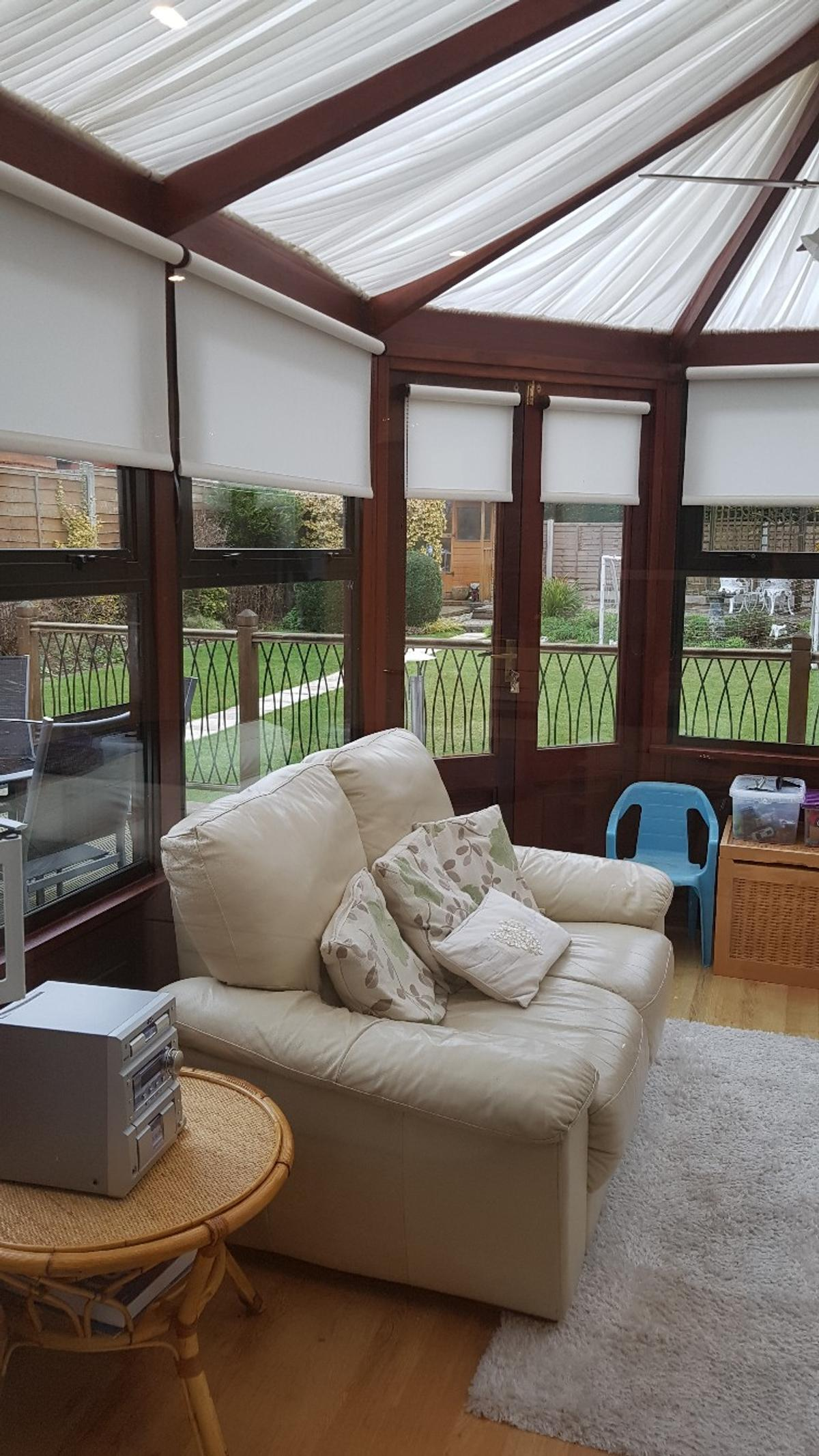 Conservatory Roller Blinds Plus All Fittings In B80 Stratford On Avon For 20 00 For Sale Shpock