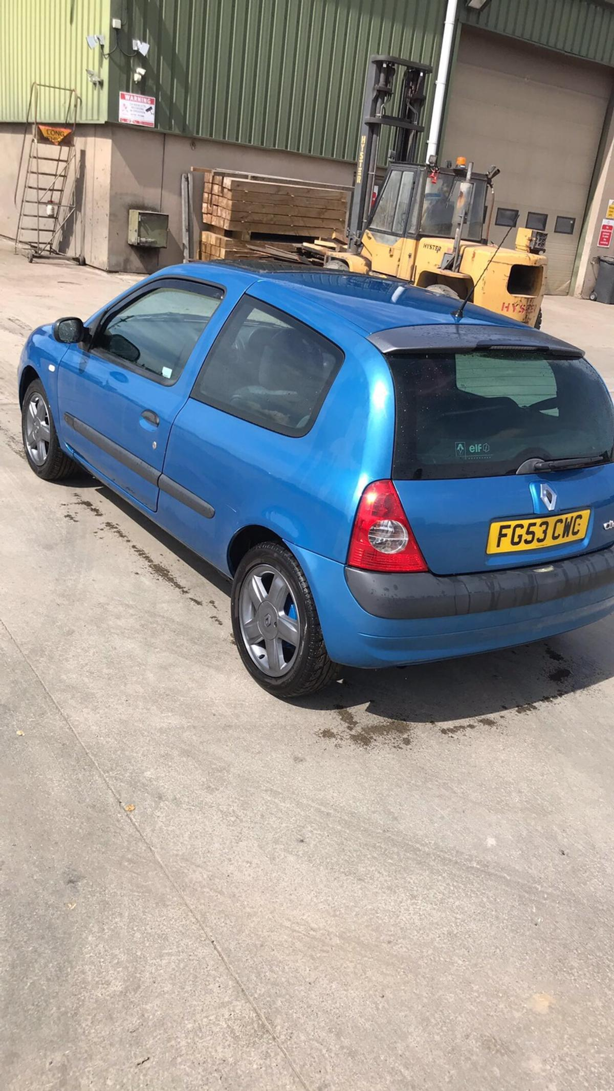Renault Clio in Selby for £500 00 for sale - Shpock