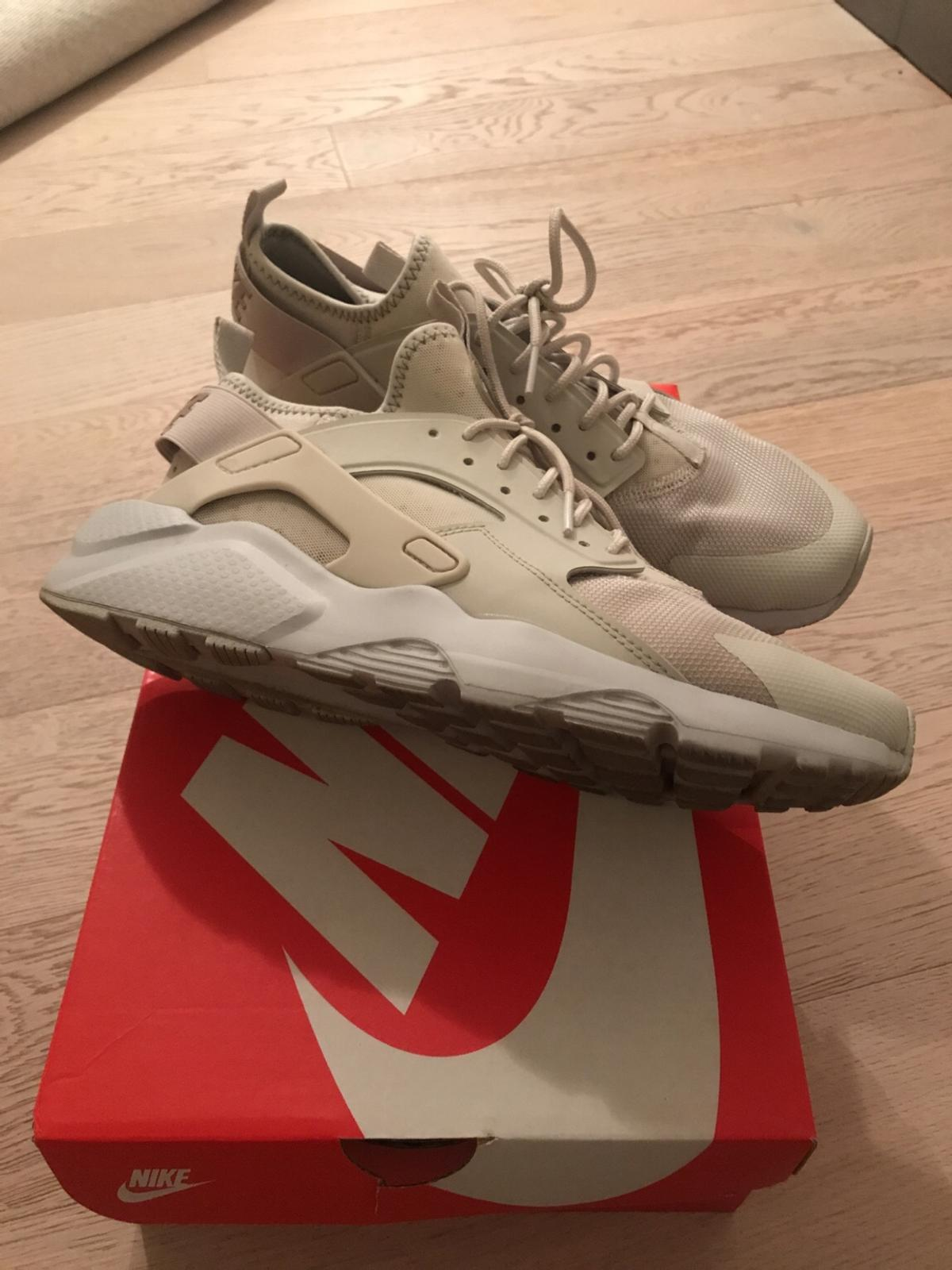 Nike Air Huarache Run Ultra SE Mens Trainers Khaki 10 UK