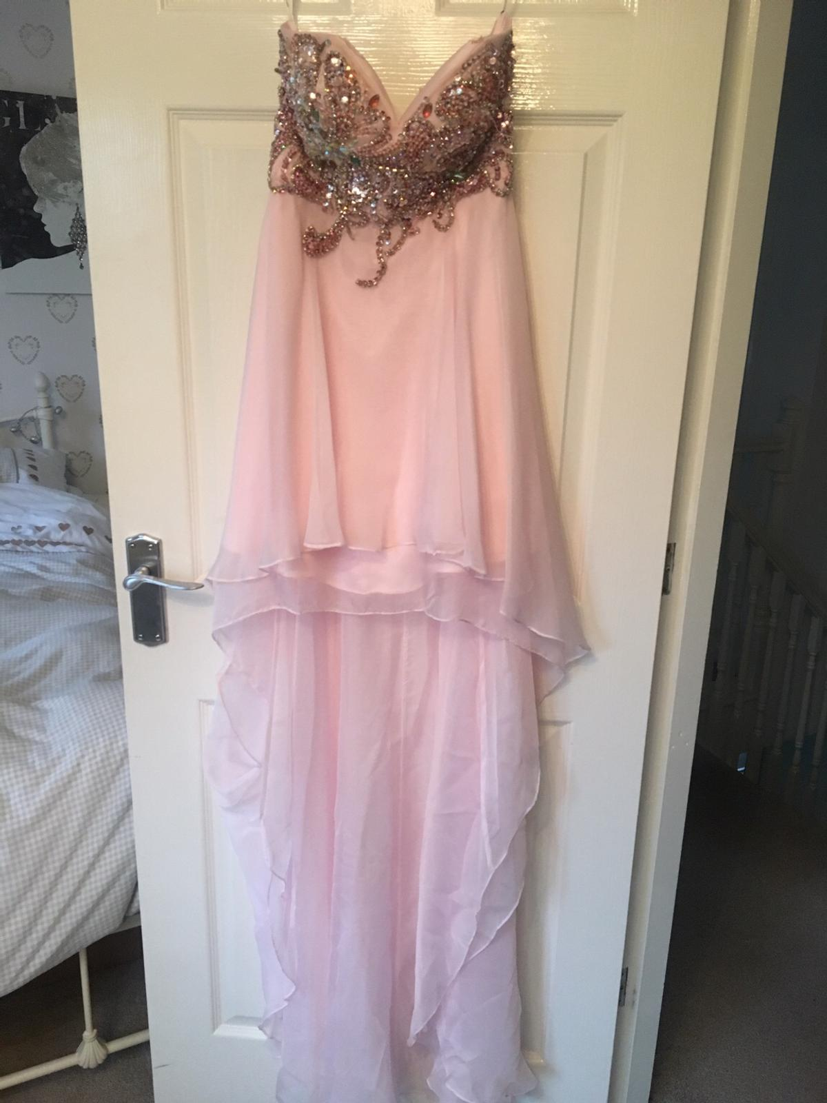 7022e95e42 Pale Pink Prom Ball Dress In Ws14 Lichfield For 30 00