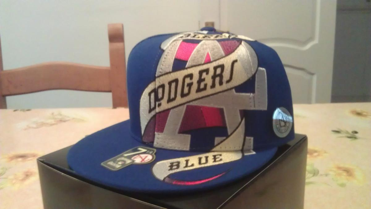 67abd920 American Needle LA Dodgers Fitted Cap in N22 London for £38.00 for ...