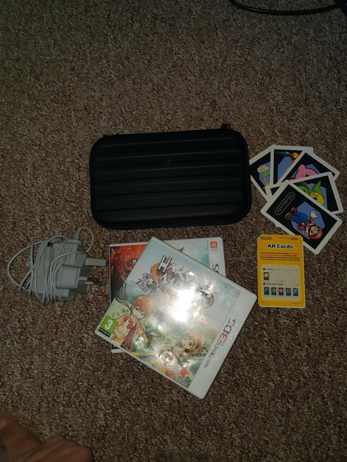 Nintendo 3DS XL Bundle in CO4 Colchester for £80 00 for sale