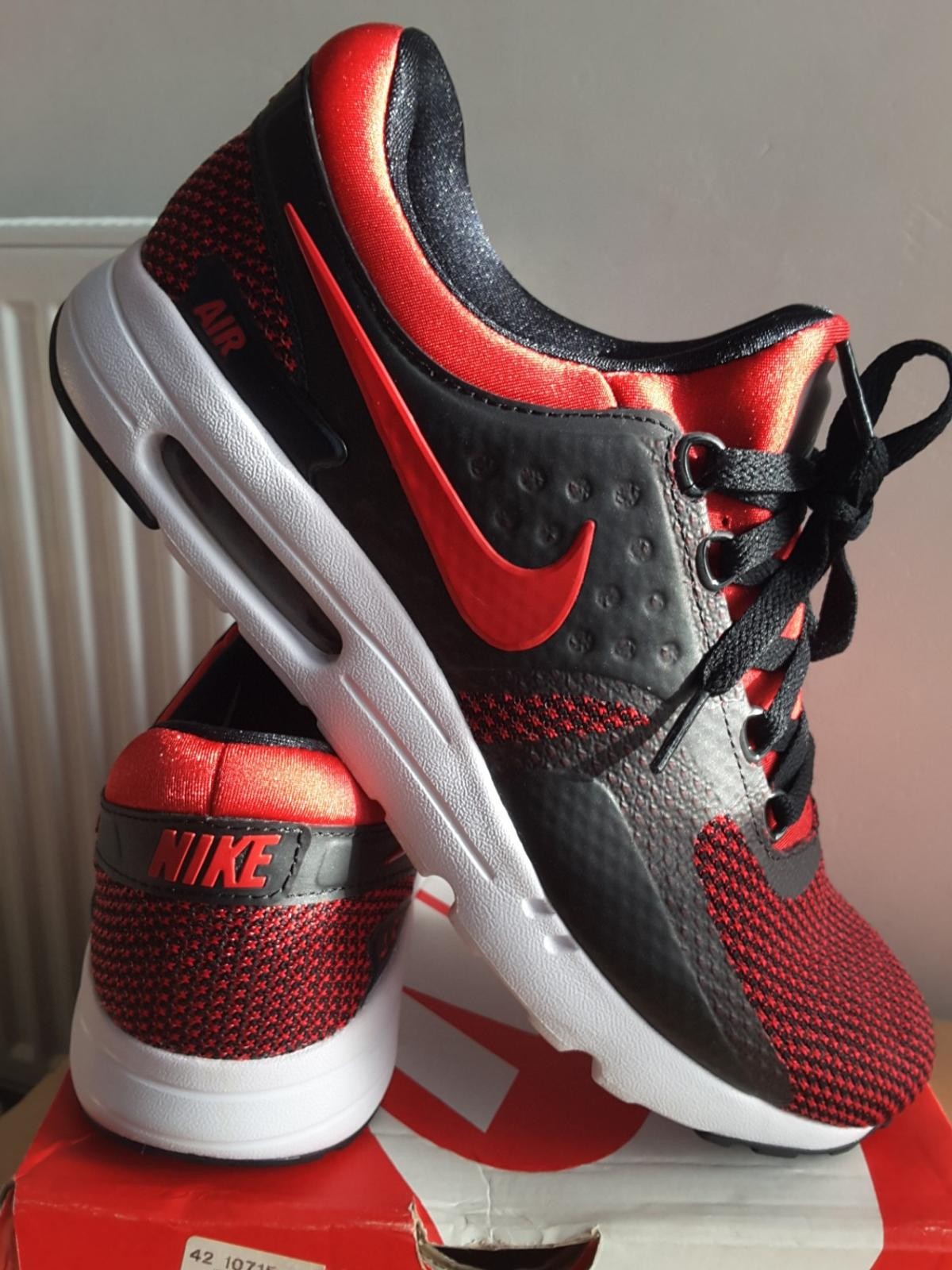 MENS NIKE AIR MAX 90 TRAINERS UK 8 EUR 42 in SW9 Lambeth für