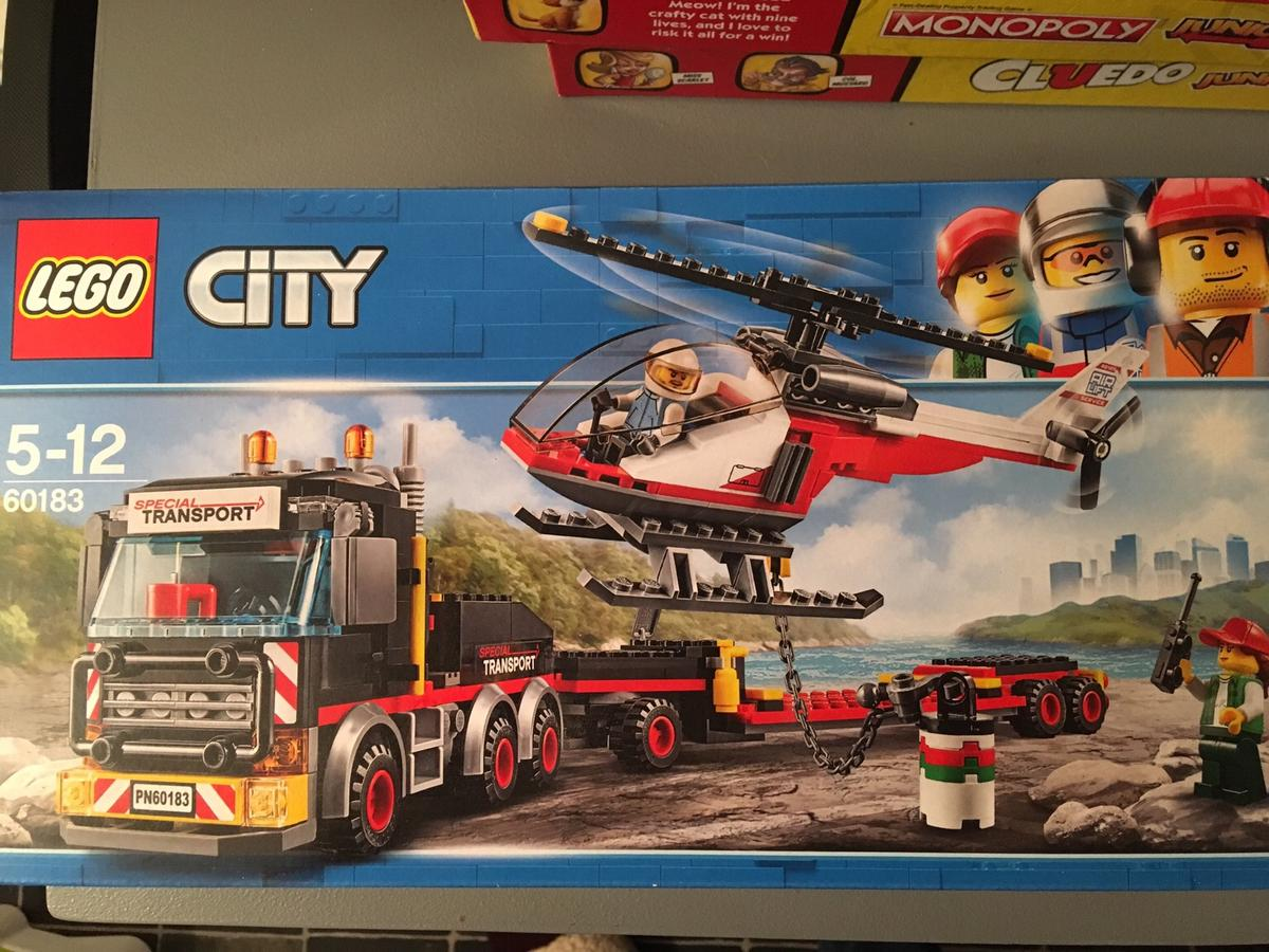 Lego city 60183 - brand new in sealed box
