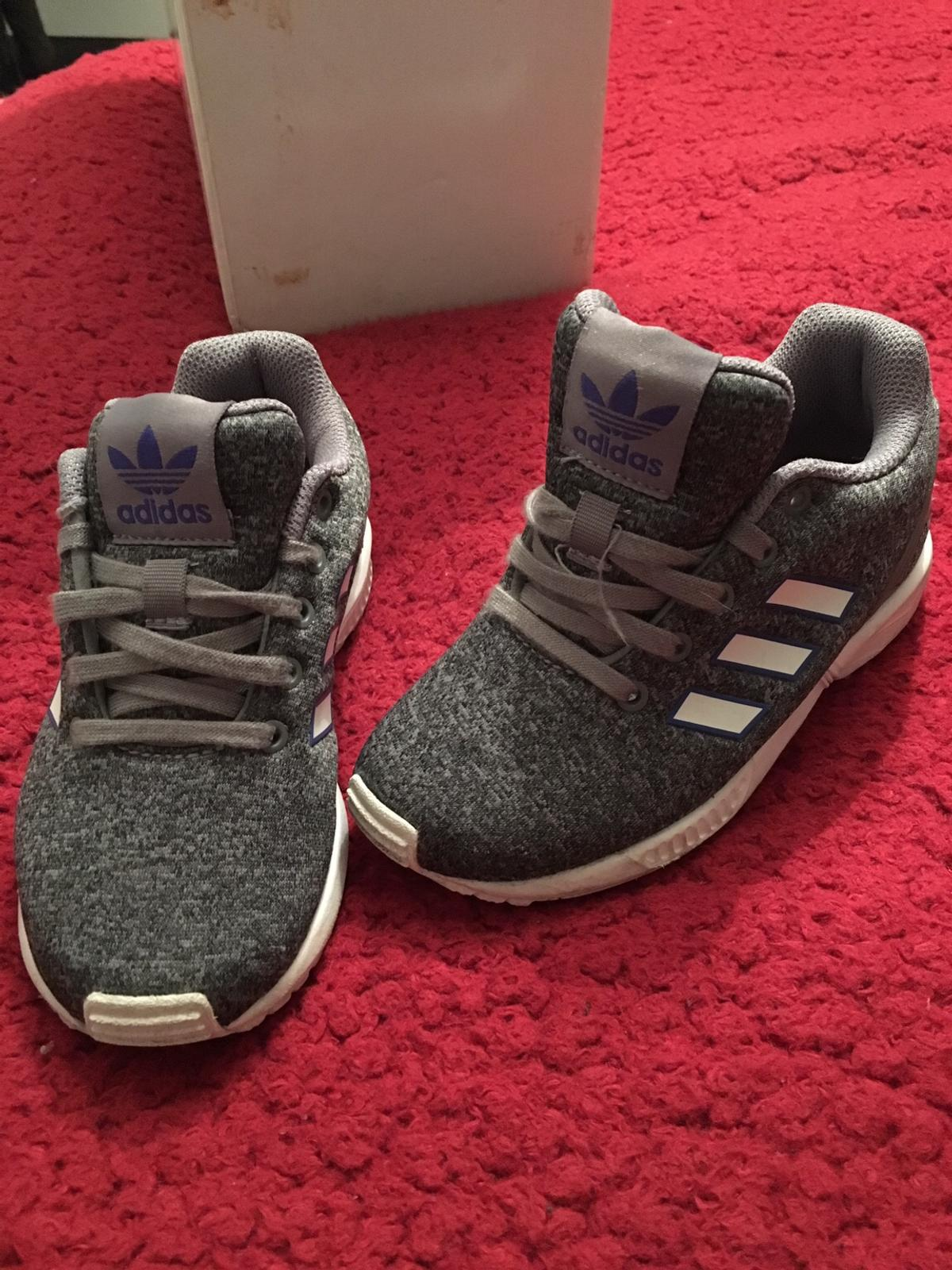 online store cheapest cute Adidas torsion kids trainers size 10 in Hurlford for £10.00 for ...