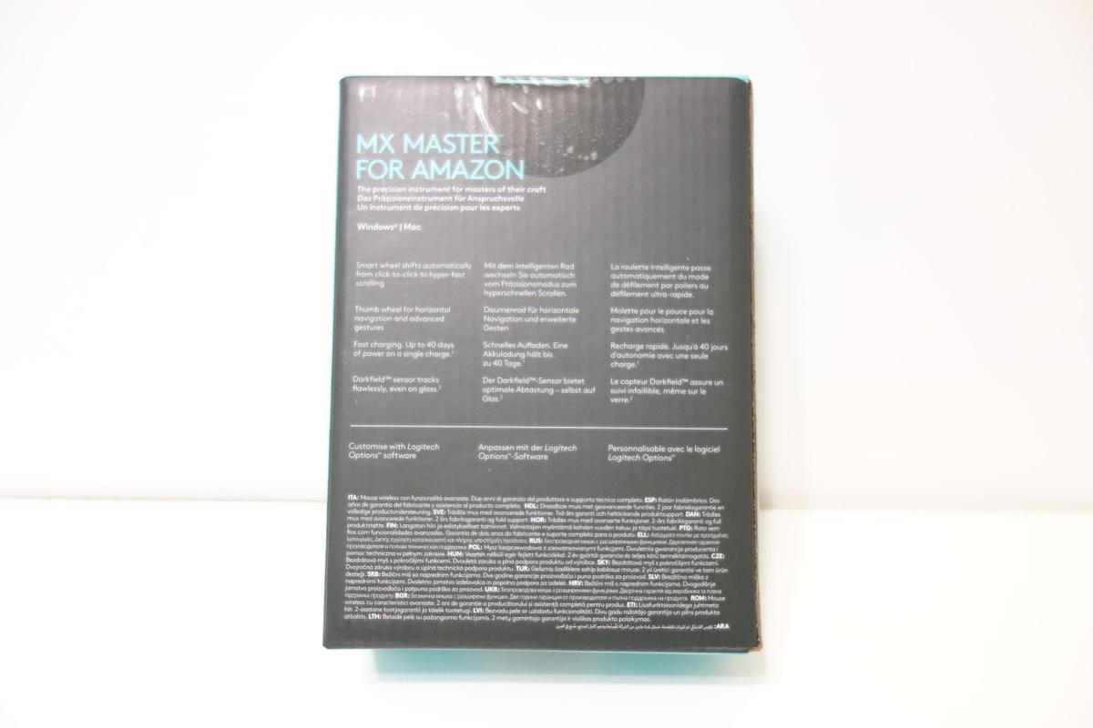 Logitech MX Master Wireless Bluetooth Mouse in RM16 South