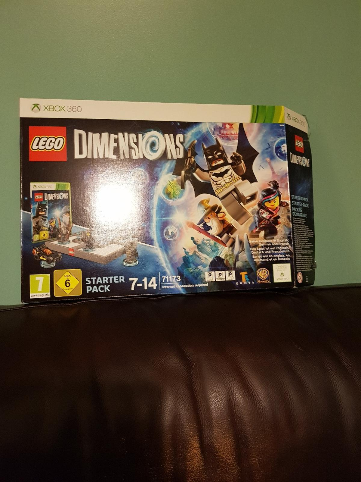 XBOX 360 Lego Dimensions in TN25 Ashford for £15 00 for sale