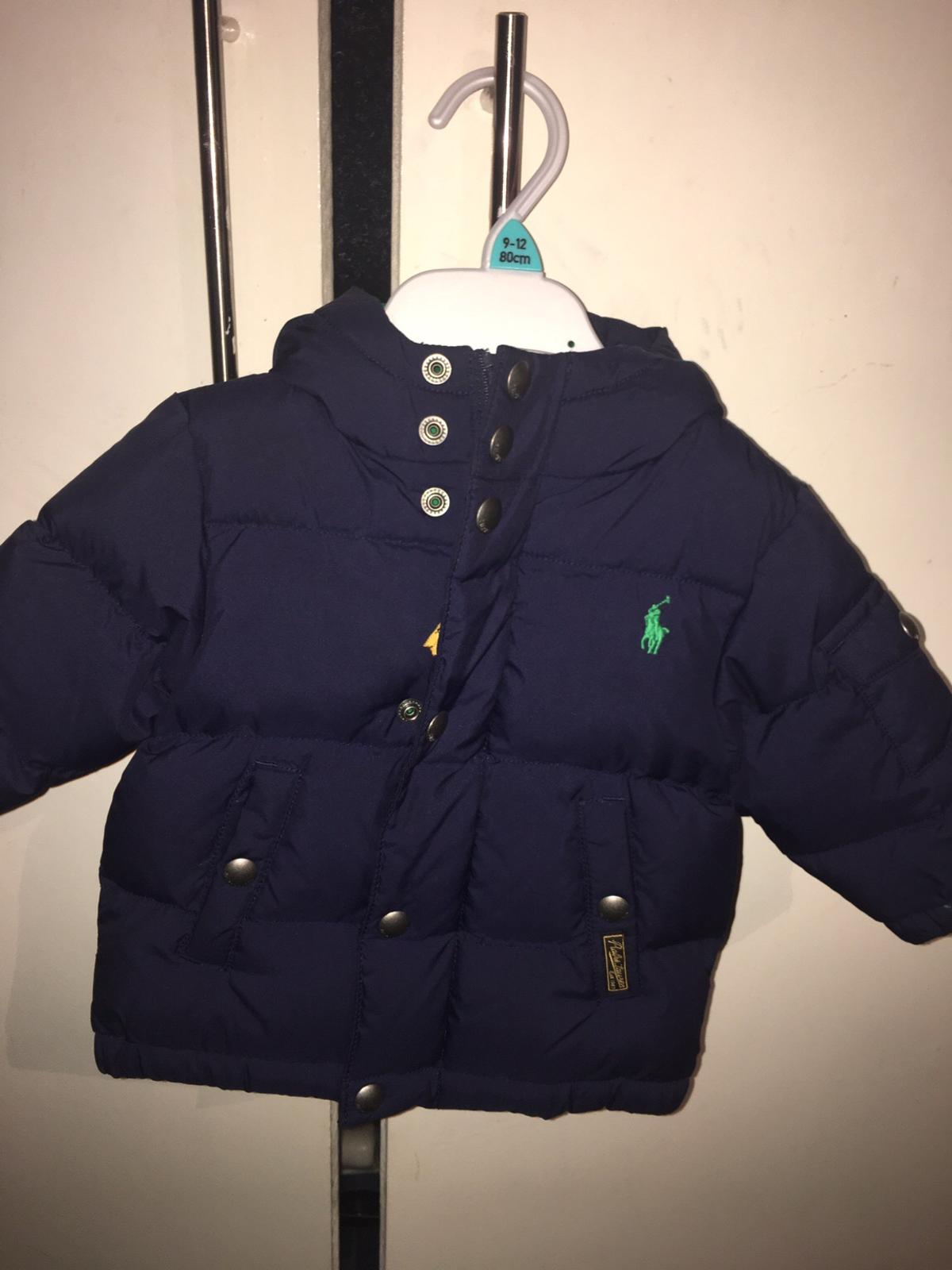 455328f2e Ralph Lauren Baby Coat 9 Months in SE13 London for £45.00 for sale ...