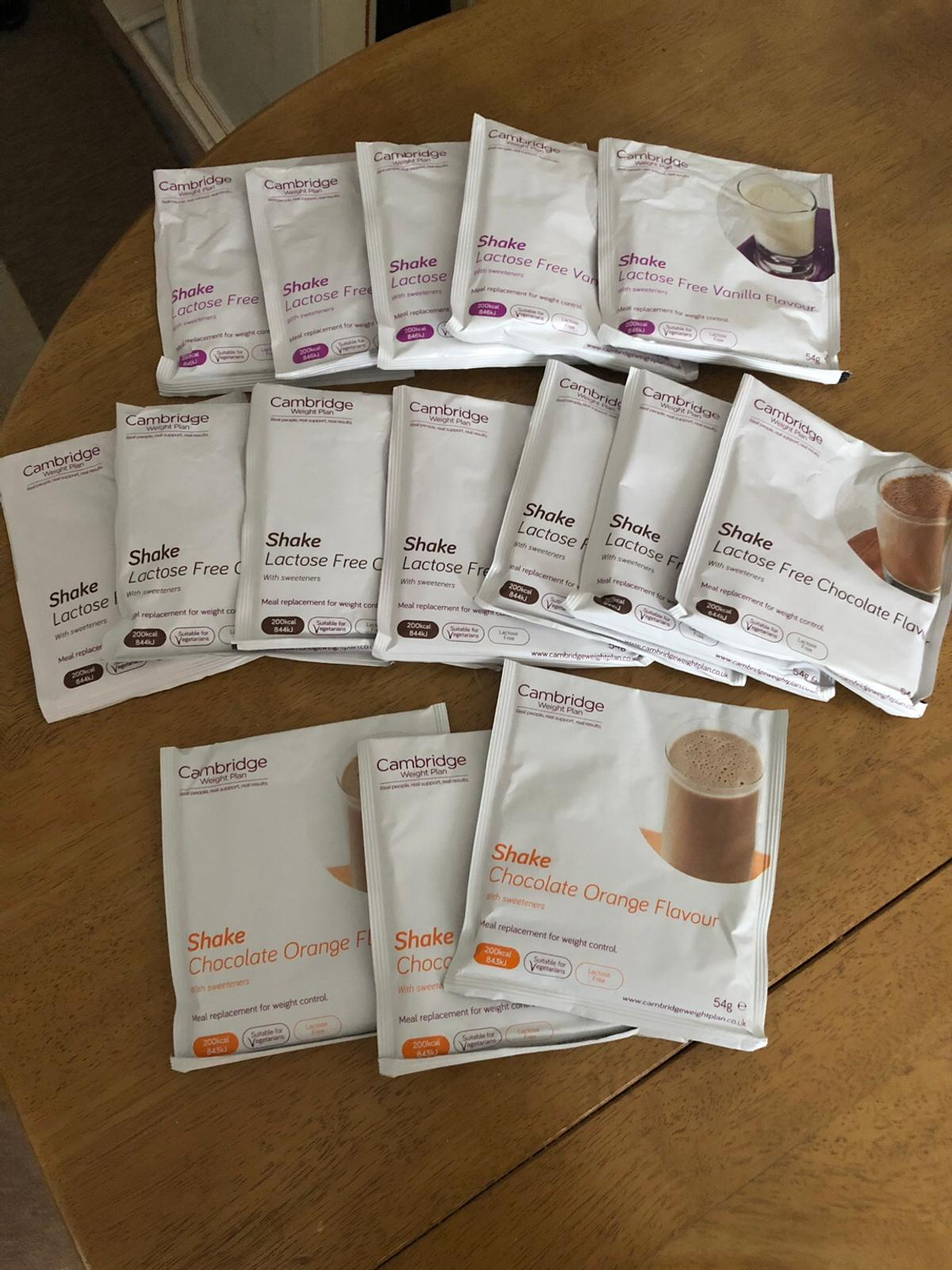 Cambridge Diet Shakes In Se1 London For 15 00 For Sale Shpock