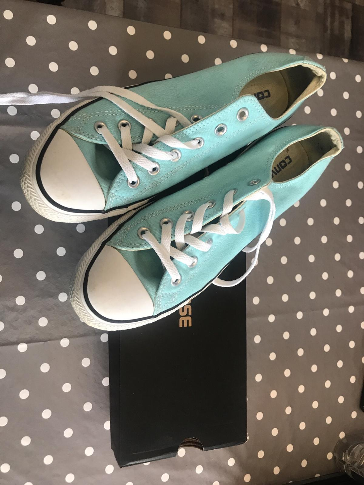 Size 8 Converse All Star trainers in BS32 Almondsbury for