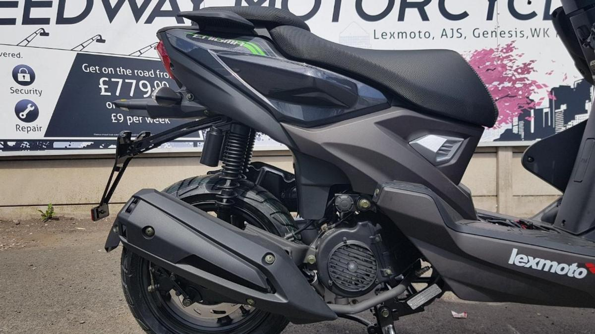 Lexmoto Enigma 125cc scooter moped in Ws115bu Cannock for