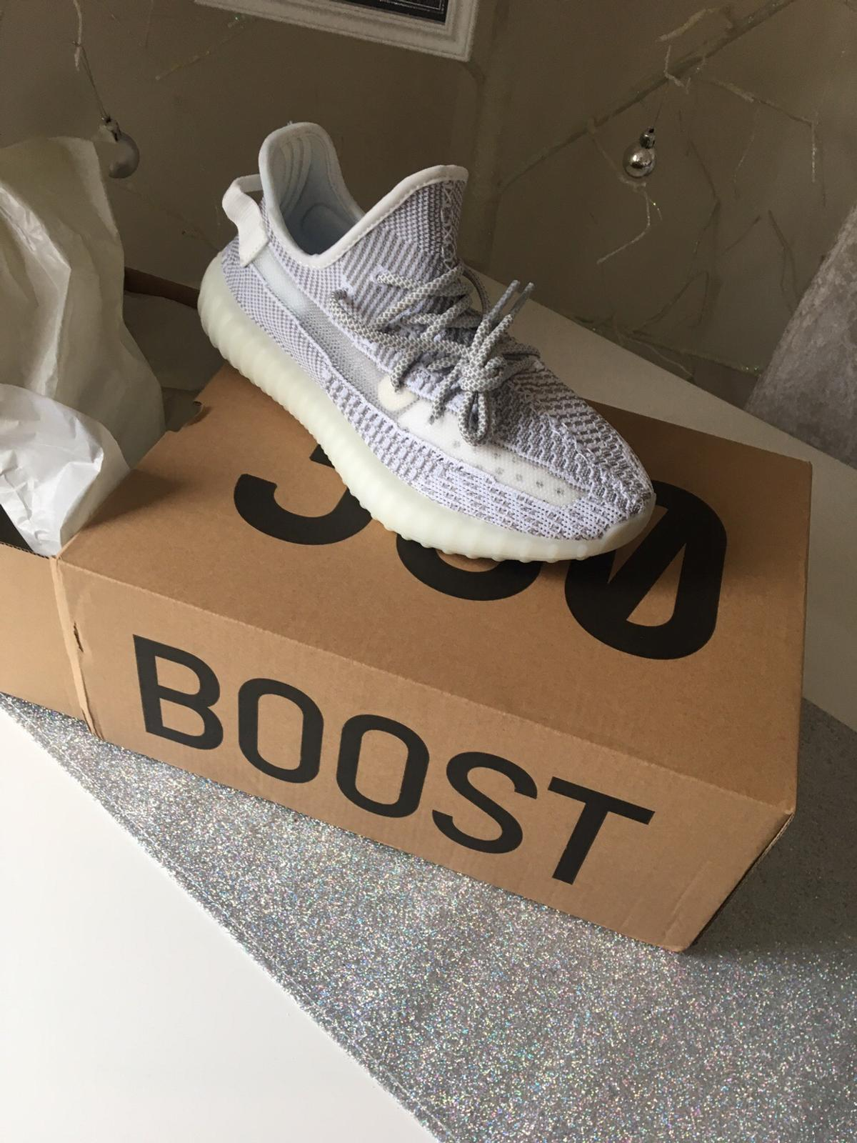 size UK6 Yeezy Boost Static Non reflective