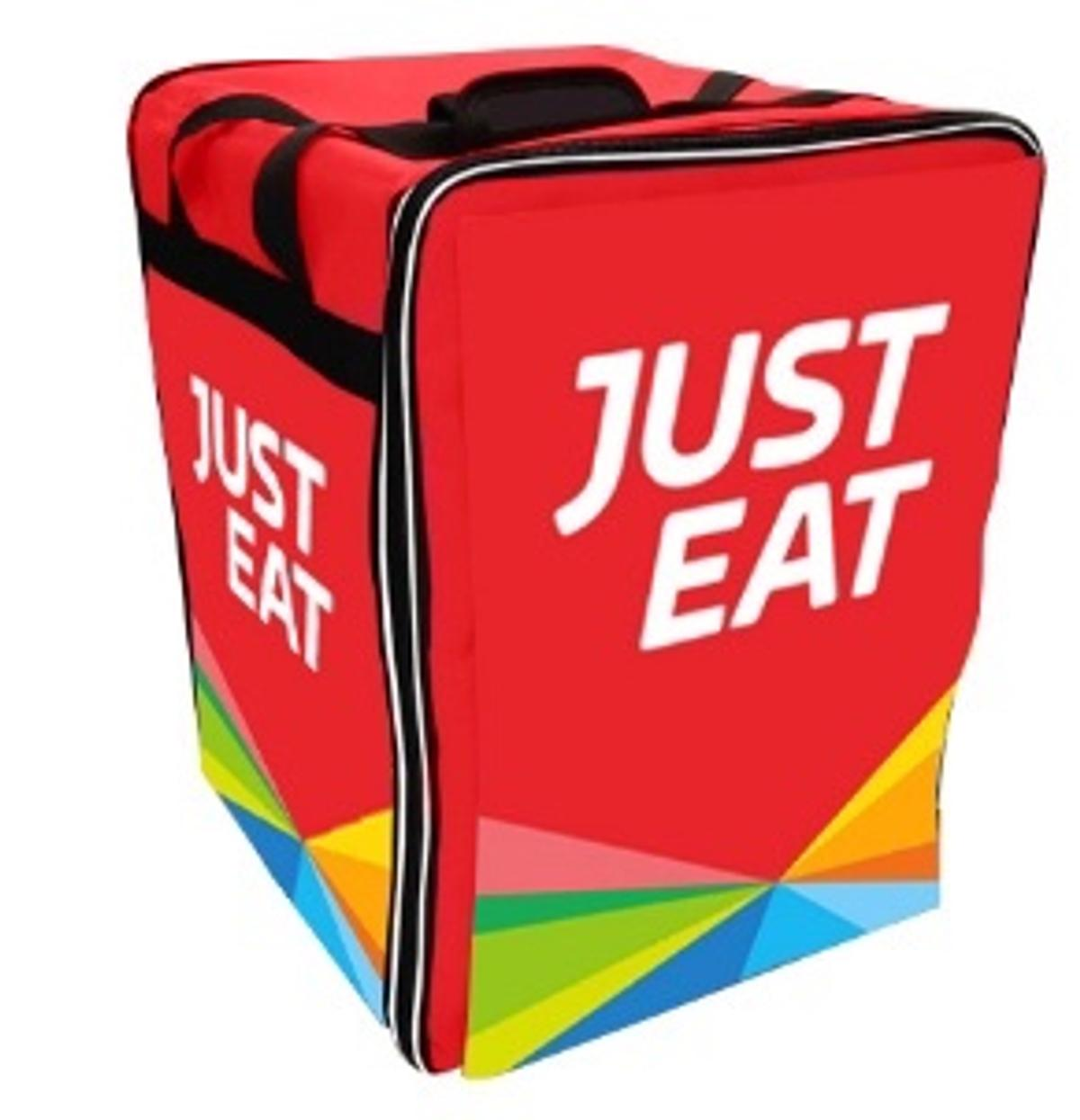 Just Eat Delivery Bag