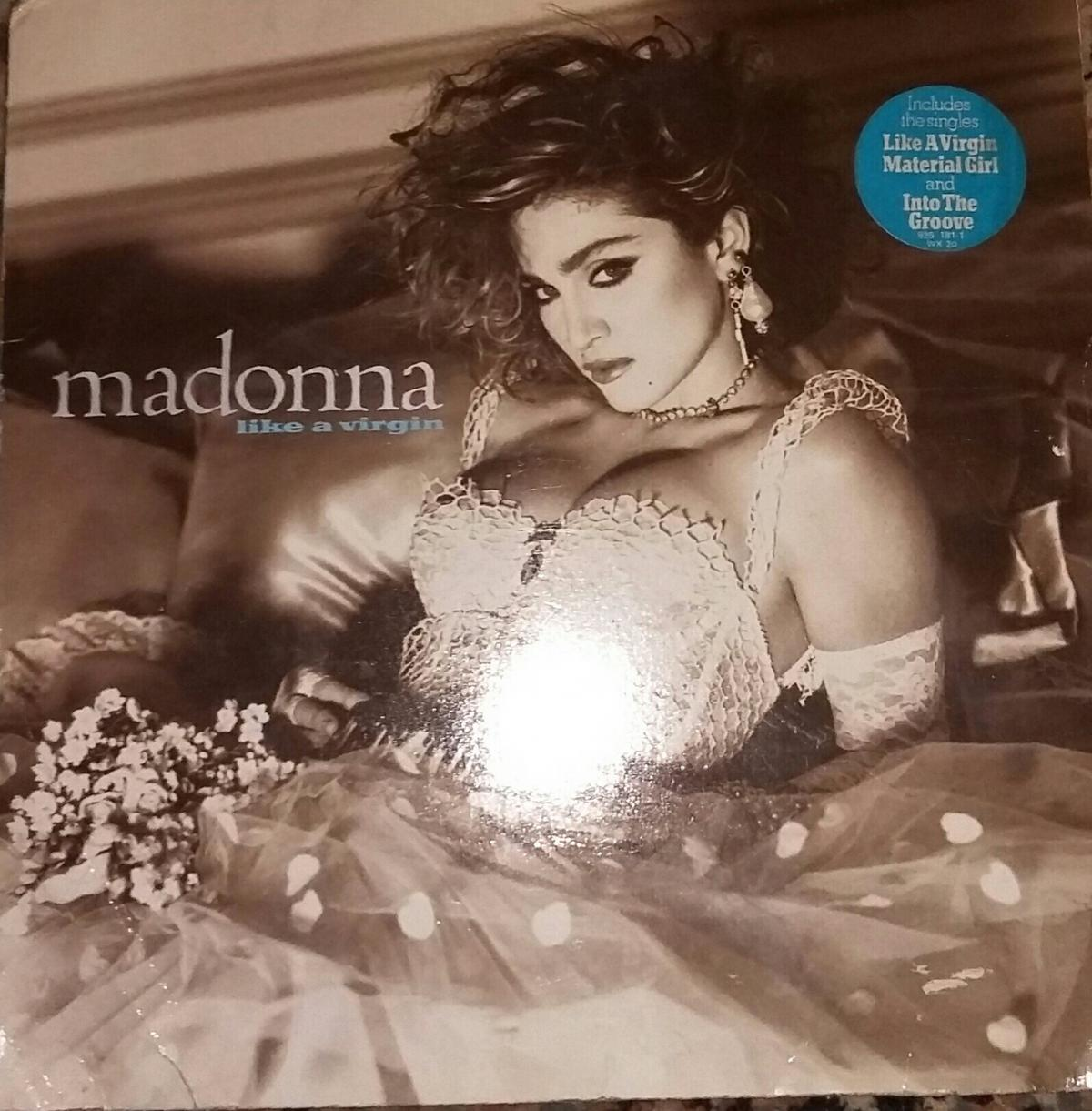 Madonna vinyl lp in M26 Bury for £4.00 for sale | Shpock