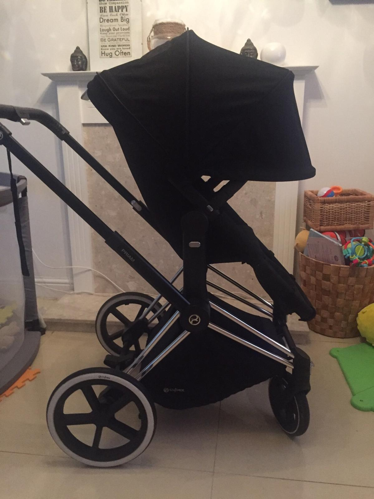 Cybex Priam Platinum Travel System Perf Cond In En4 London For