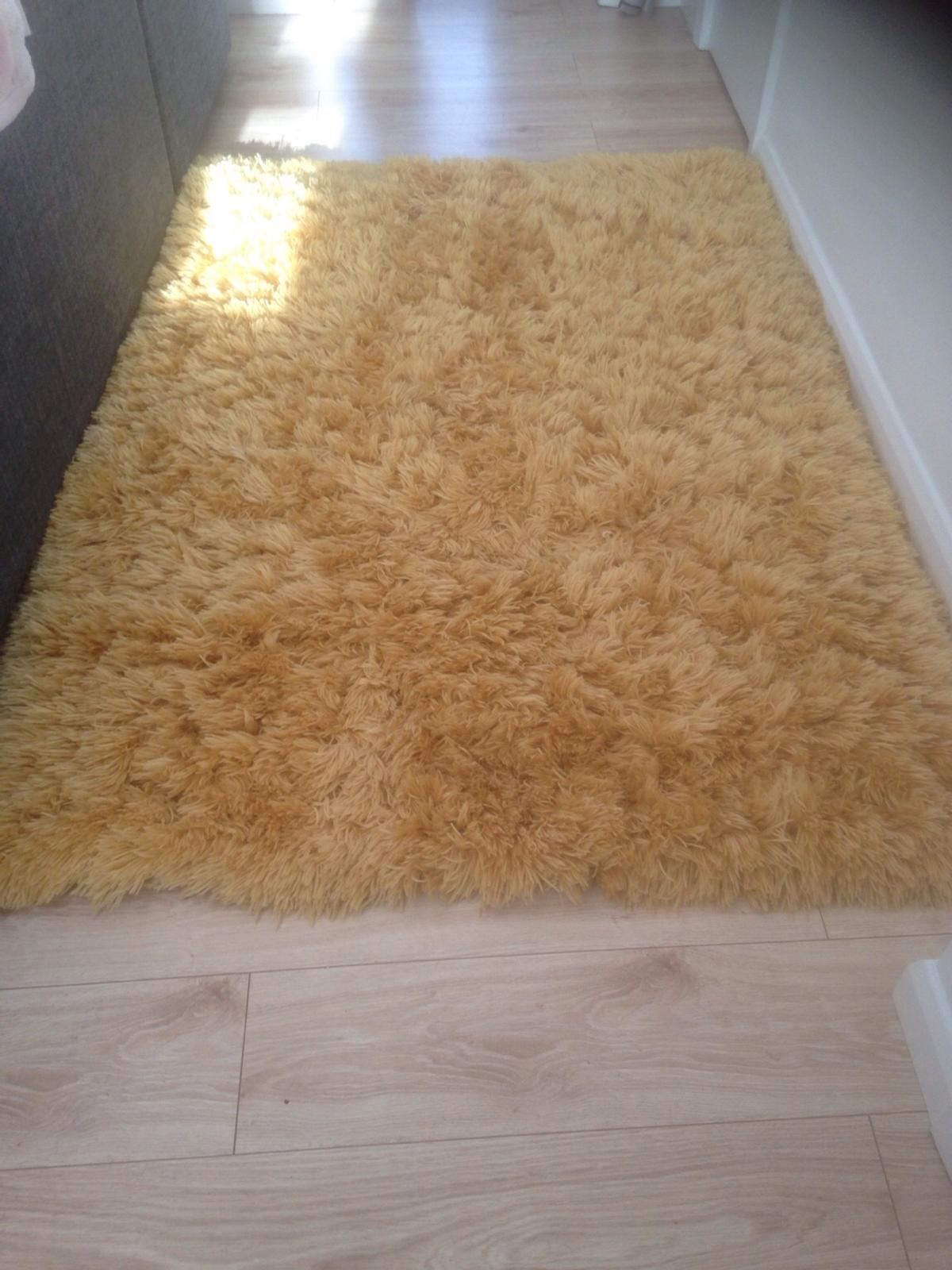 Picture of: Dunelm Shaggy Rug In Ws10 Walsall For 35 00 For Sale Shpock