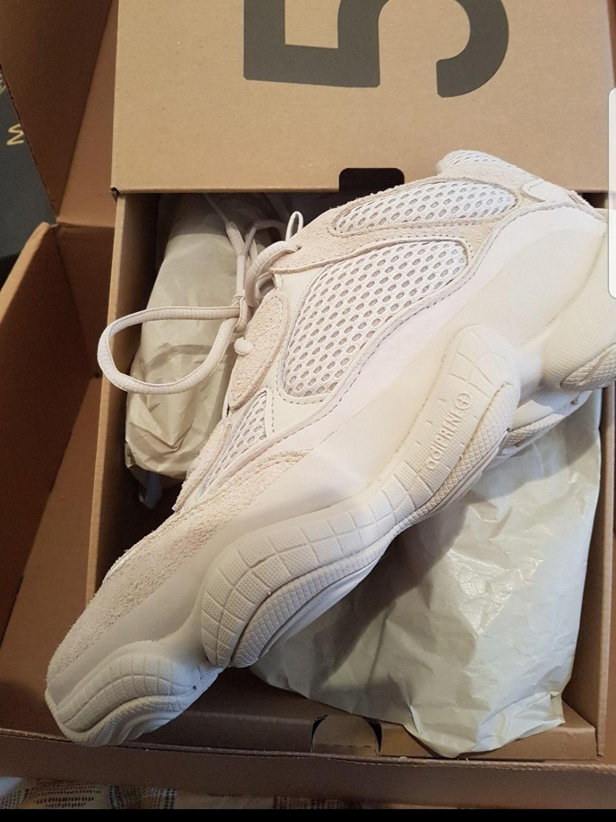 best website bce40 1e8cc Brand New* YEEZY 500 BLUSH 8.5 DEADSTOCK in W1T London for ...