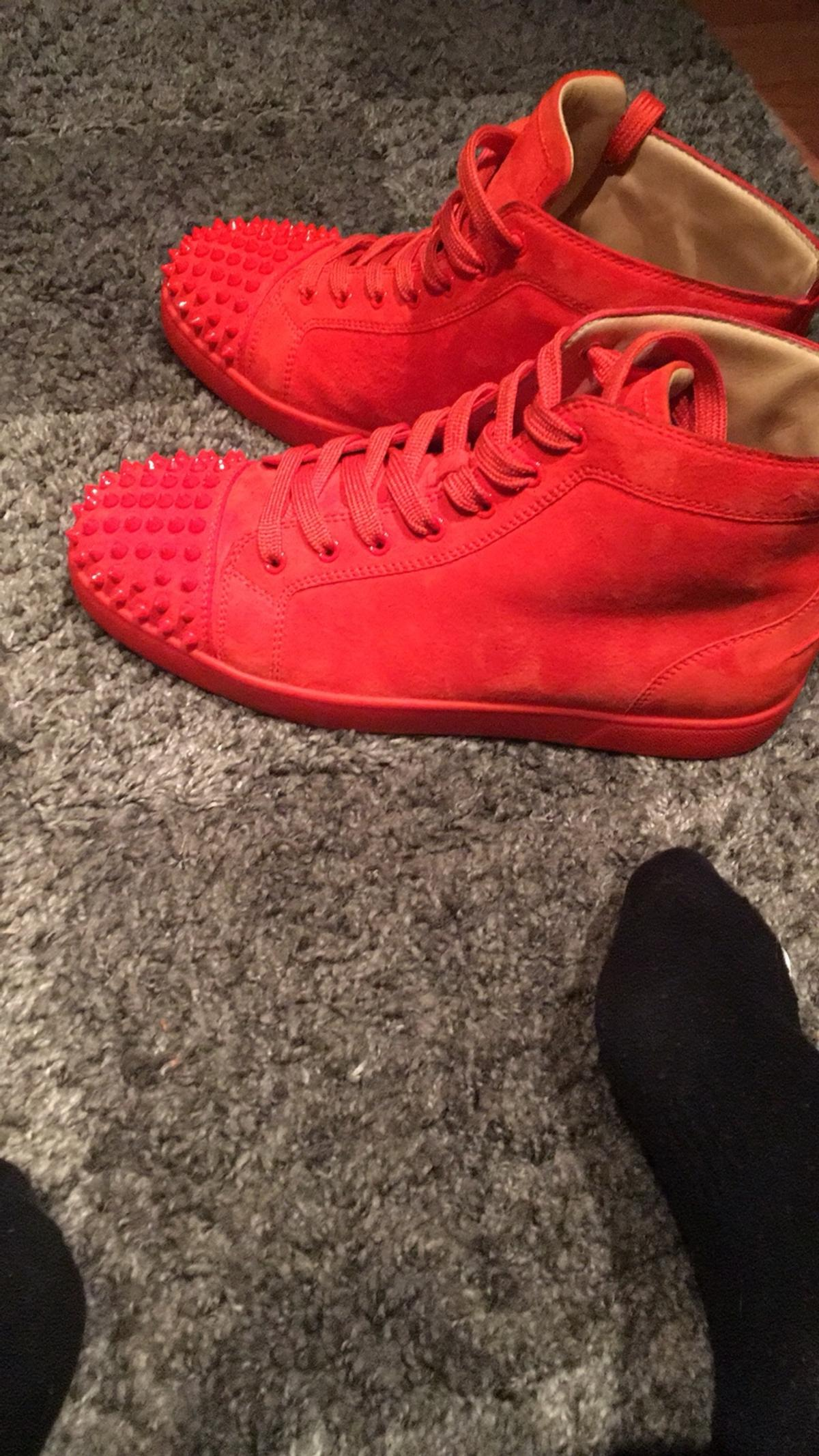 f60ba8ef77d Christian louboutin men's size 9 in IG6 London for £540.00 for sale ...