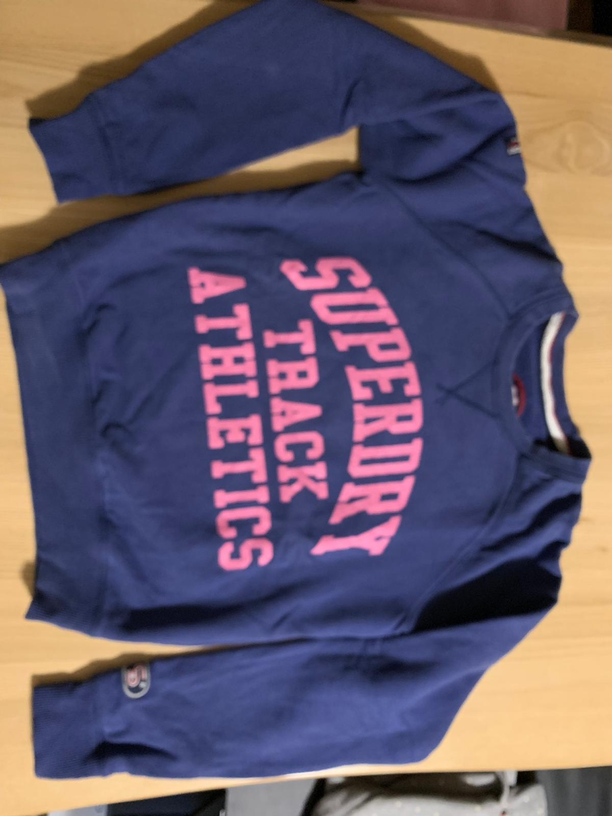 factory price b2fe6 5ce42 Superdry Pulli S