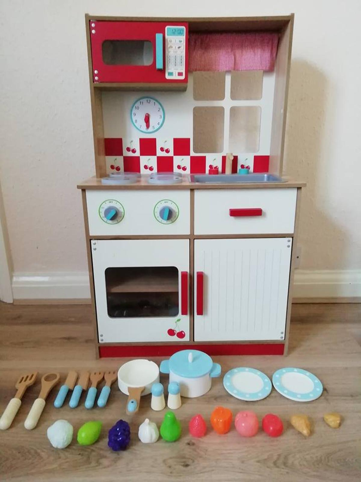 Asda George Wooden Deluxe Play Toy Kitchen In Le5 Leicester