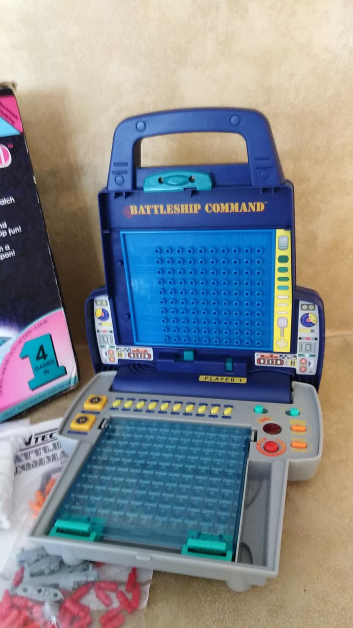 Battleship Command Game Vtech Electronic In Dudley For 7 50 For Sale Shpock