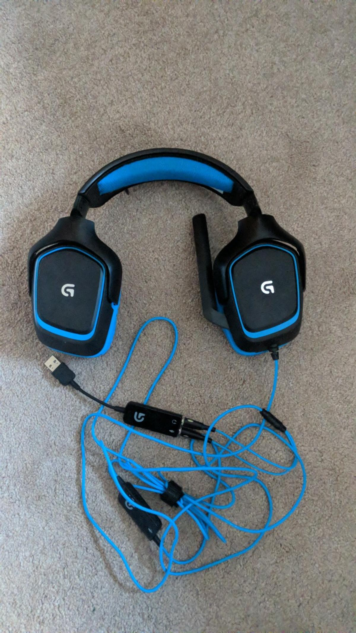 PC Logitech Headset