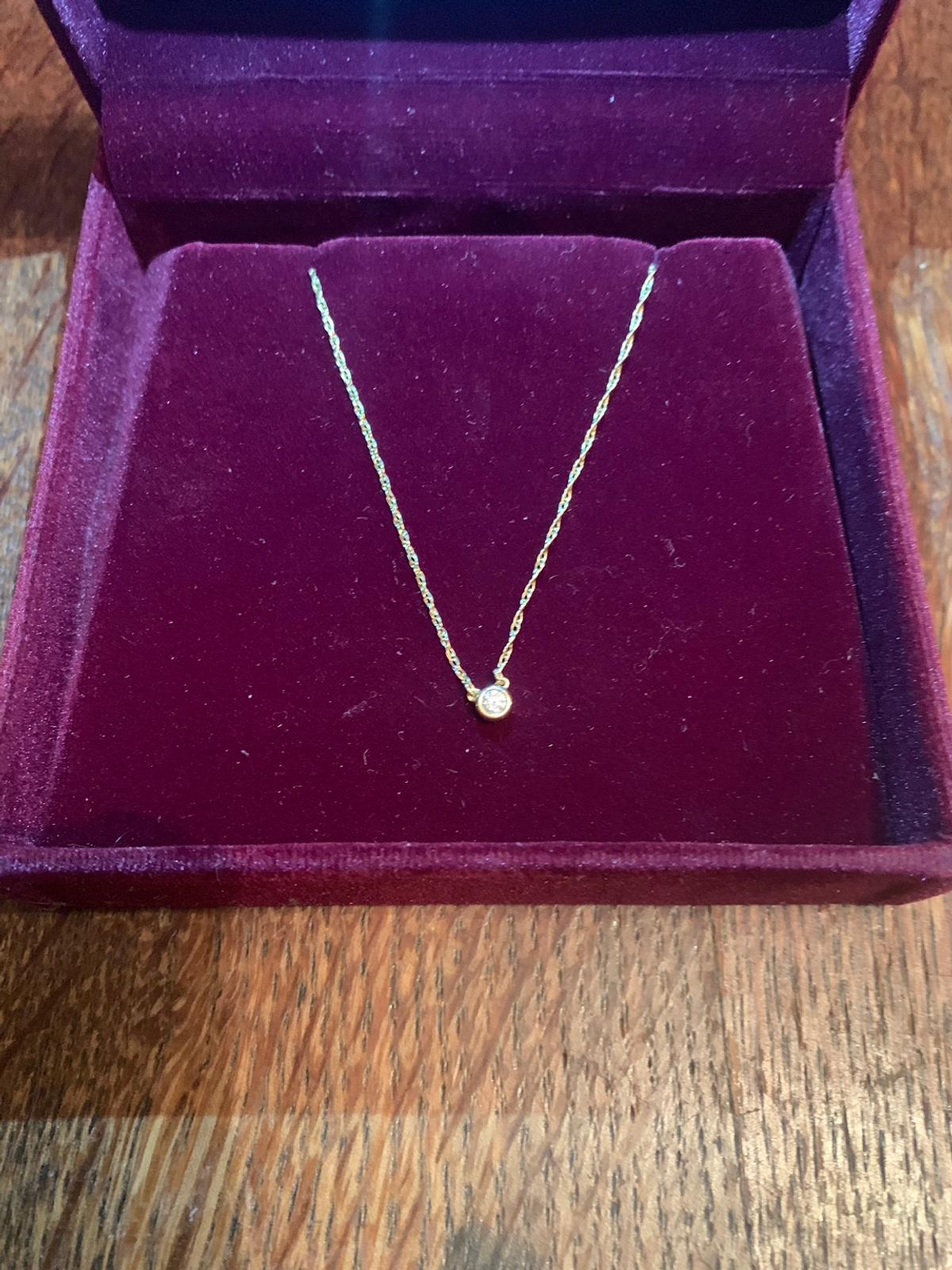 741010b61fc81 Tada and Toy Diamond Necklace in N15 London for £150.00 for sale ...