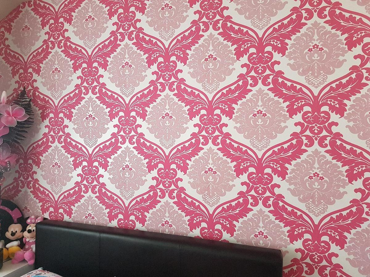 Pink Glitter Wallpaper In Ws10 Sandwell For 10 00
