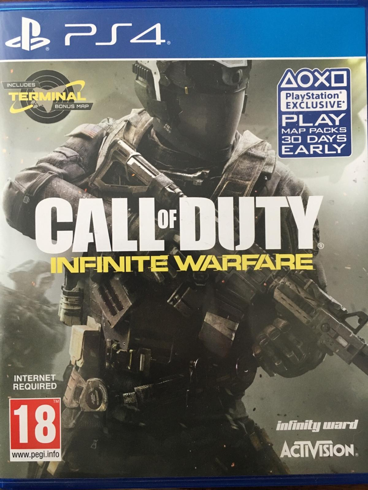 Ps4 Game Call Of Duty Infinite Warfare In L11 Liverpool For 5 00 For Sale Shpock