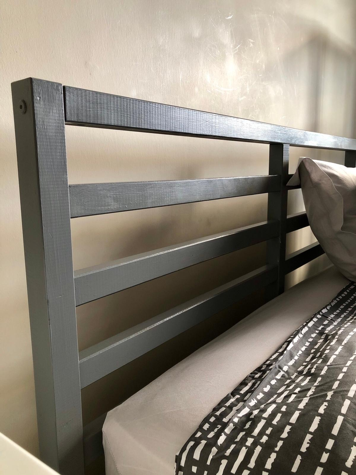 new concept c5bed 4fee7 Ikea Tarva Double Bed Frame in EH54 Livingston for £60.00 ...