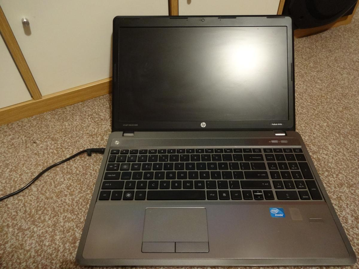 HP 4540s laptop notebook in E4 London for £60 00 for sale