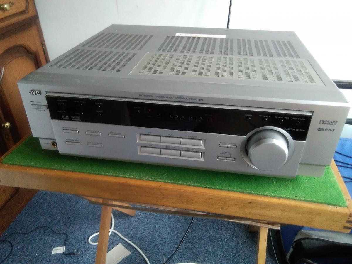 JVC Amplifier / Surround RX-5022R in S13 Sheffield for
