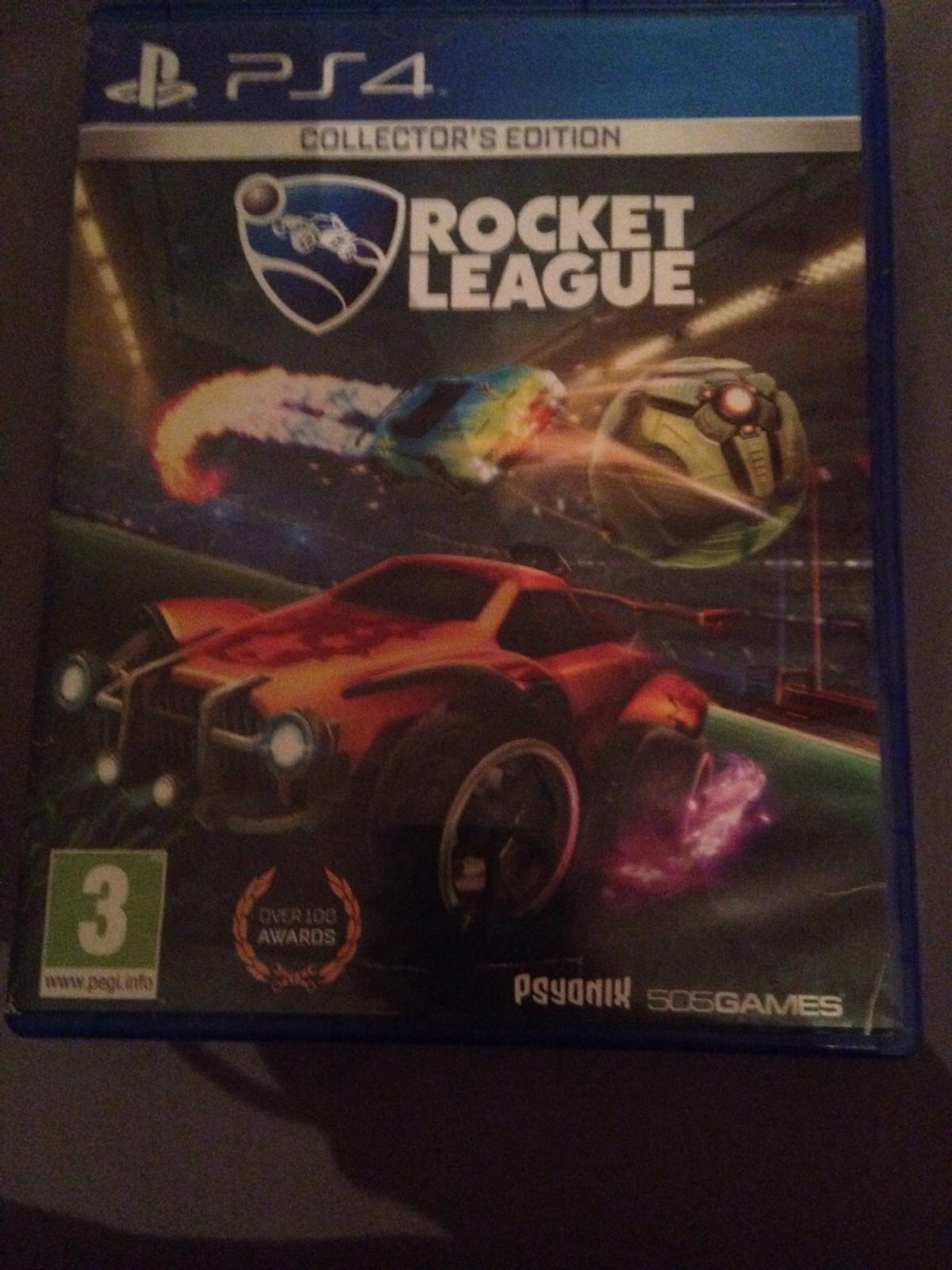 Ps4 Rocket League In Hx2 Calderdale For 12 00 For Sale Shpock